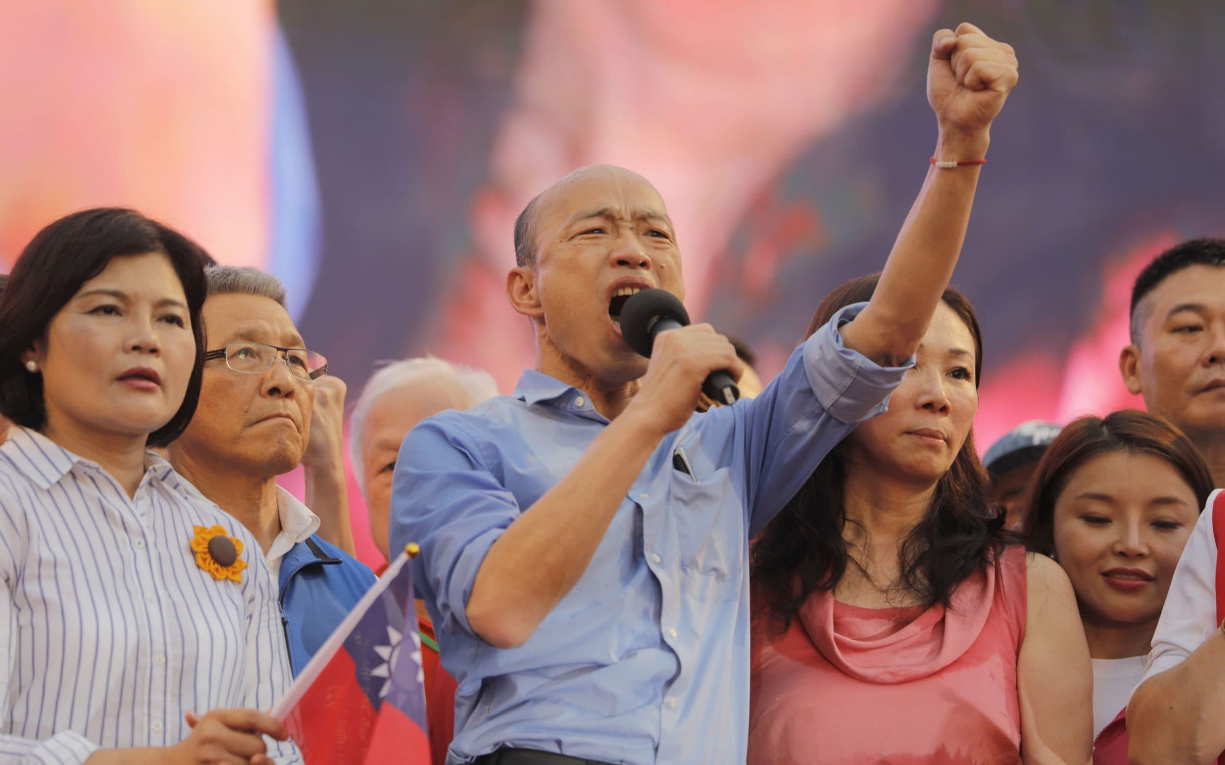 Populist China-friendly mayor to face President Tsai Ing-wen in Taiwan election clash