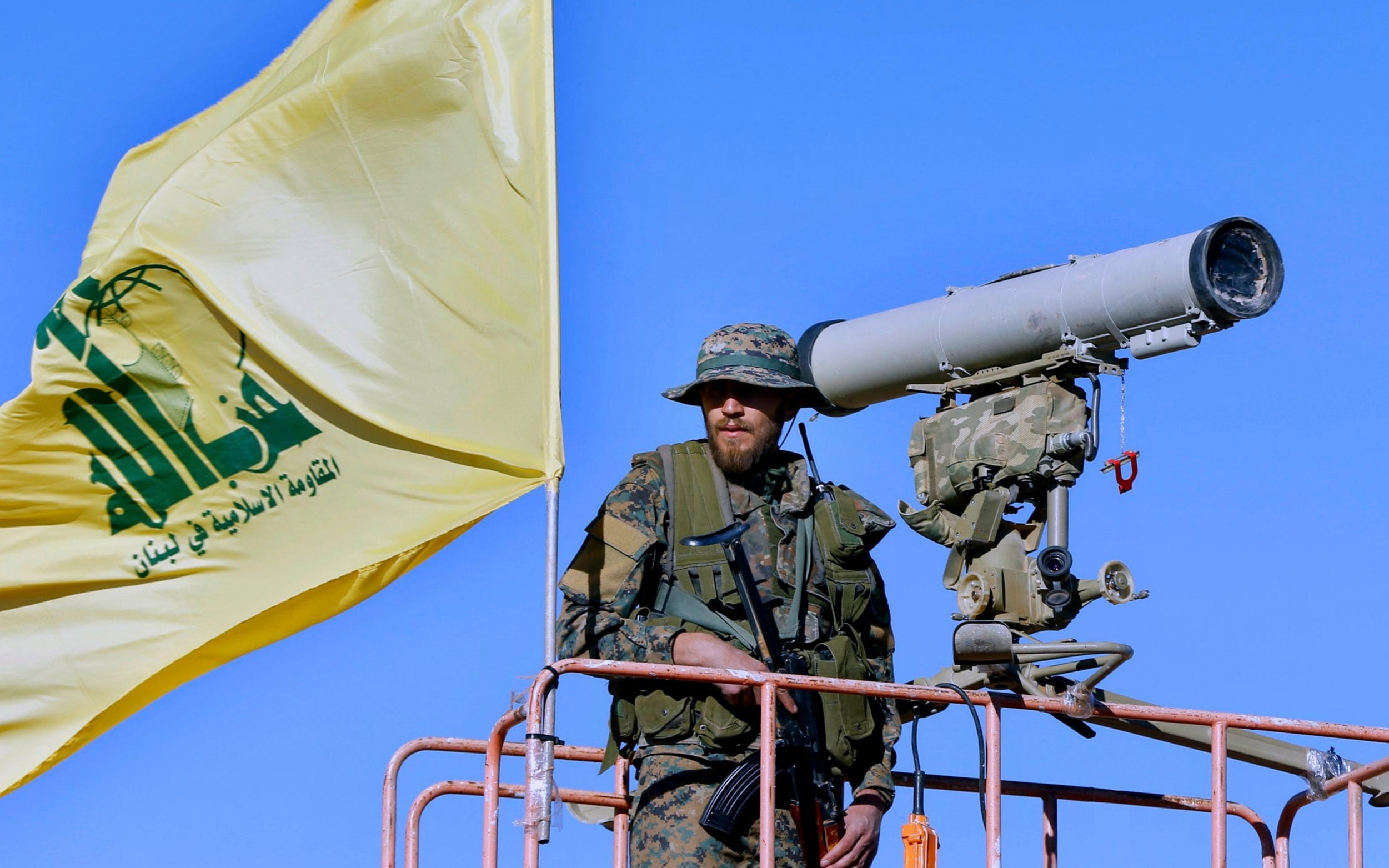 Hizbollah smuggling ammonium nitrate to Europe for attacks says US counterterrorism official