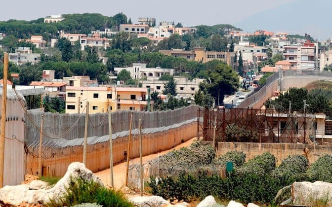 Israel plants dummy decoy soldiers on border with Lebanon after Hizbollah threats