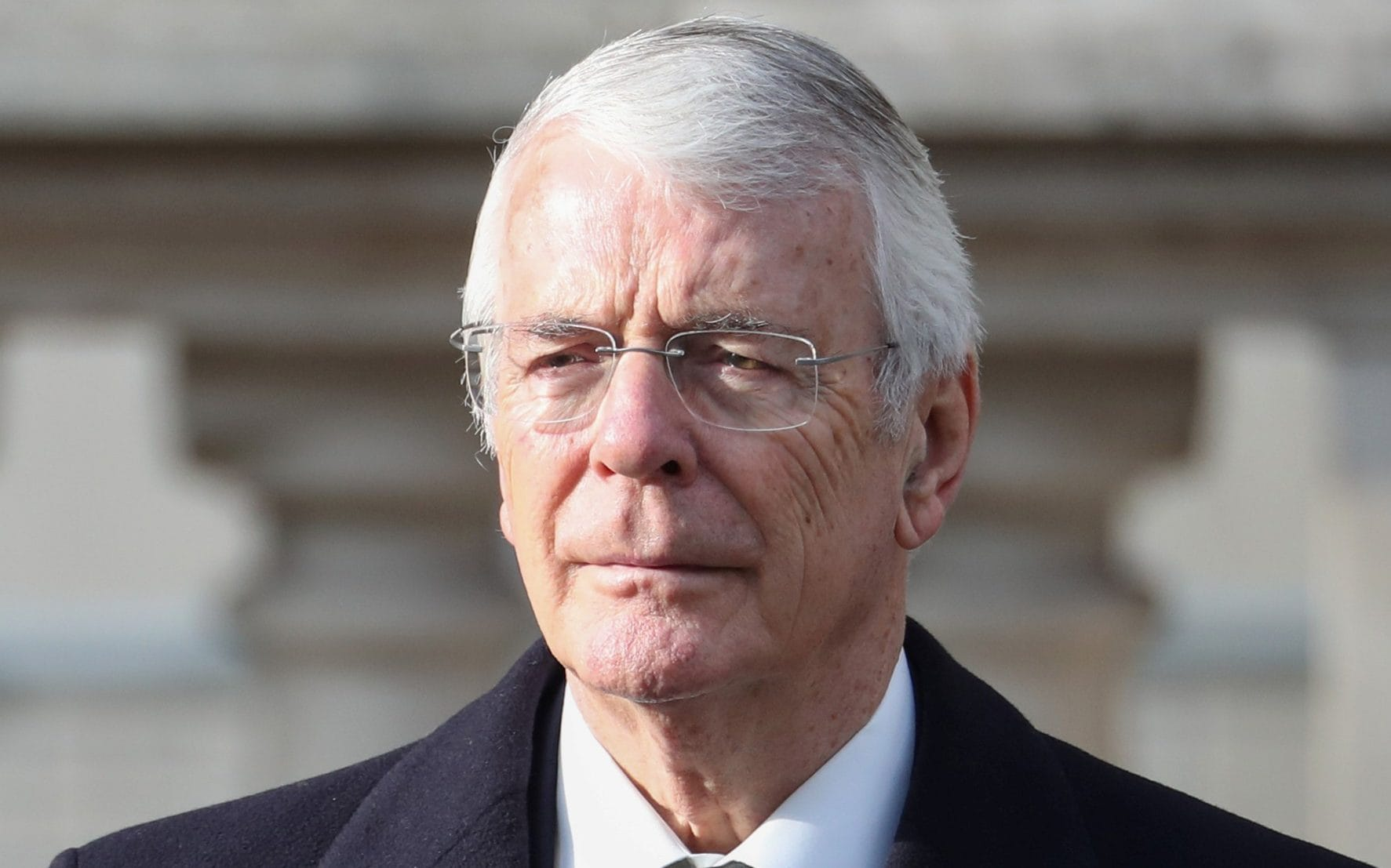 John Major suggests two-vote independence referendum to break impasse over future of UK