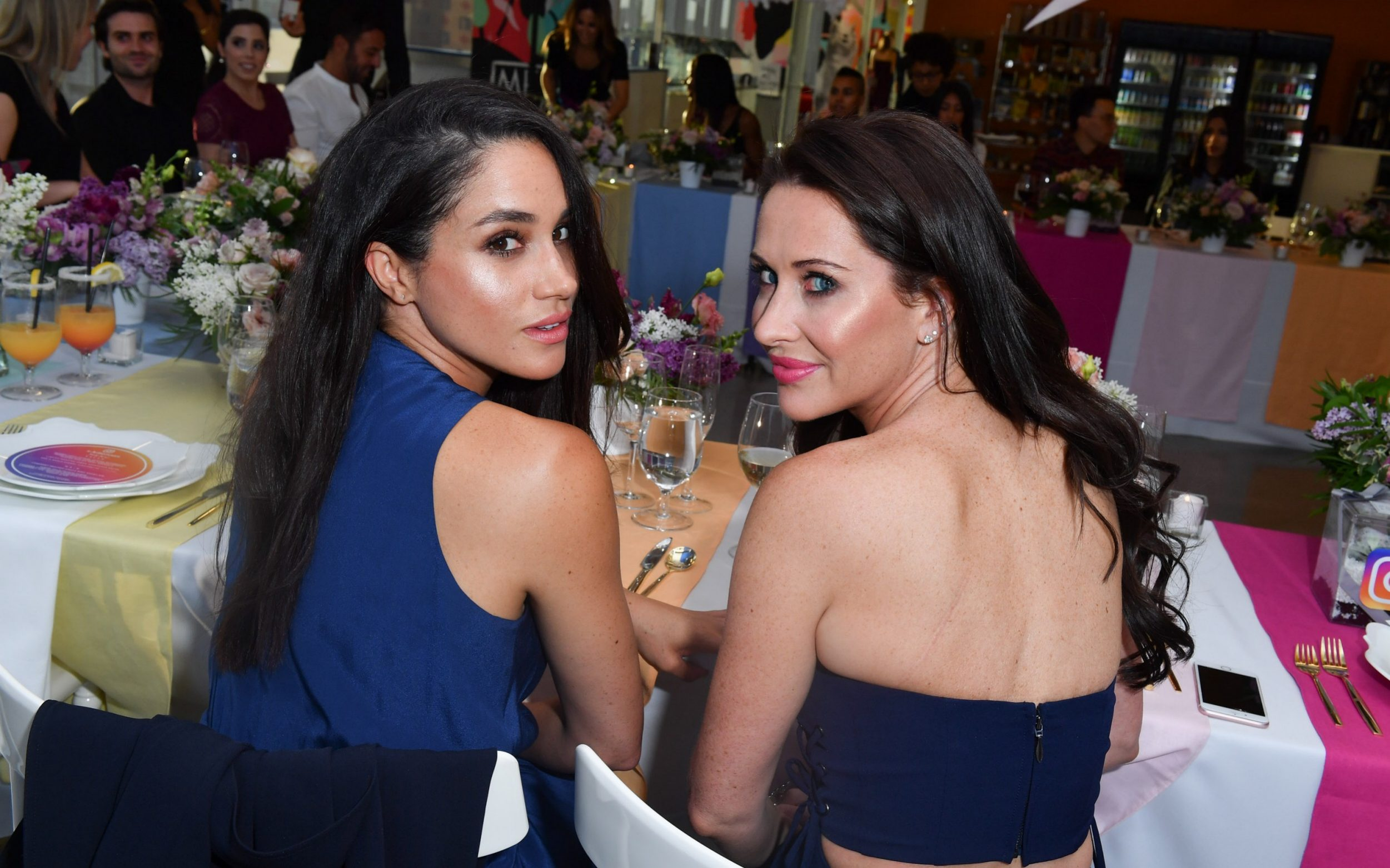 Meghan Markles best friend sends love to all those who carry the weight of bullies in cryptic Instagram post