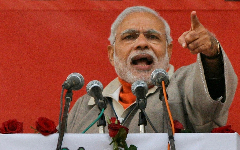 Modi says Kashmir decision will rid region of terrorism and separatism