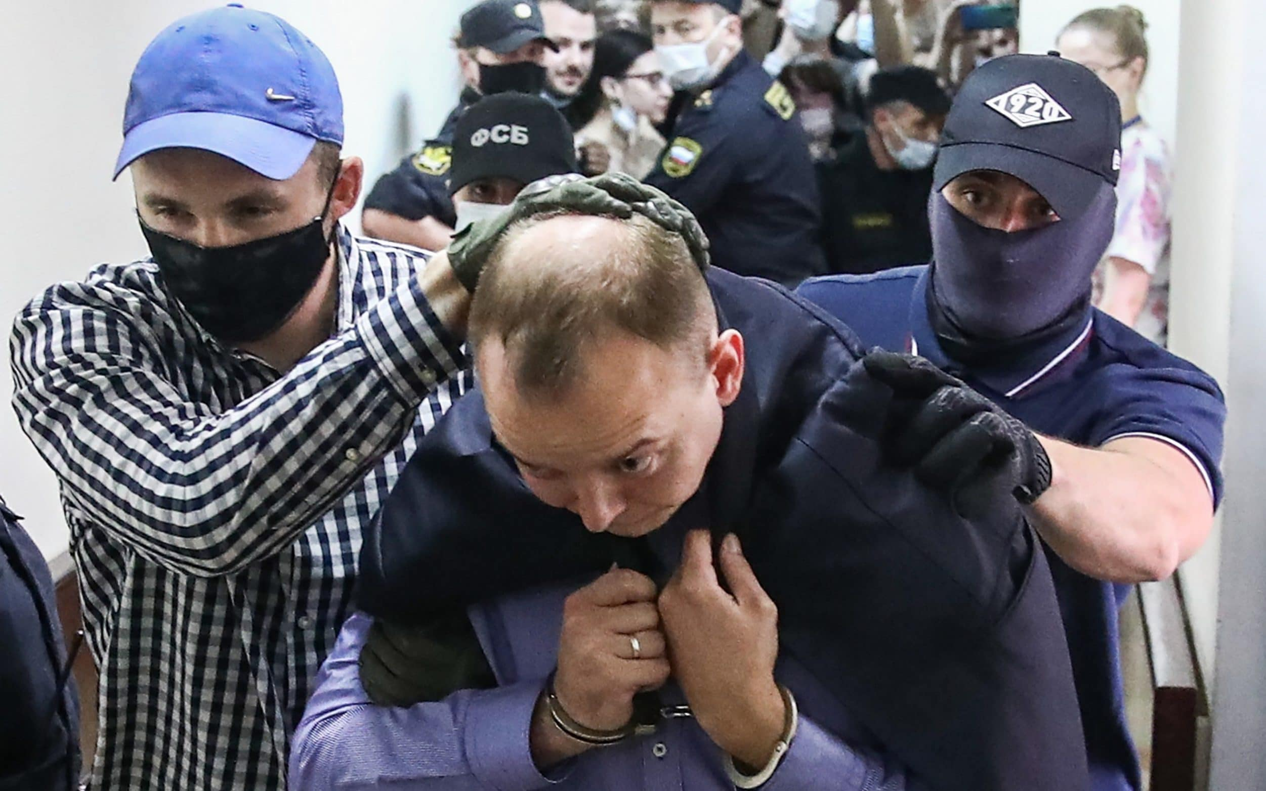 Russias journalists under increasing pressure from the secret services in wake of Putins shaky referendum victory