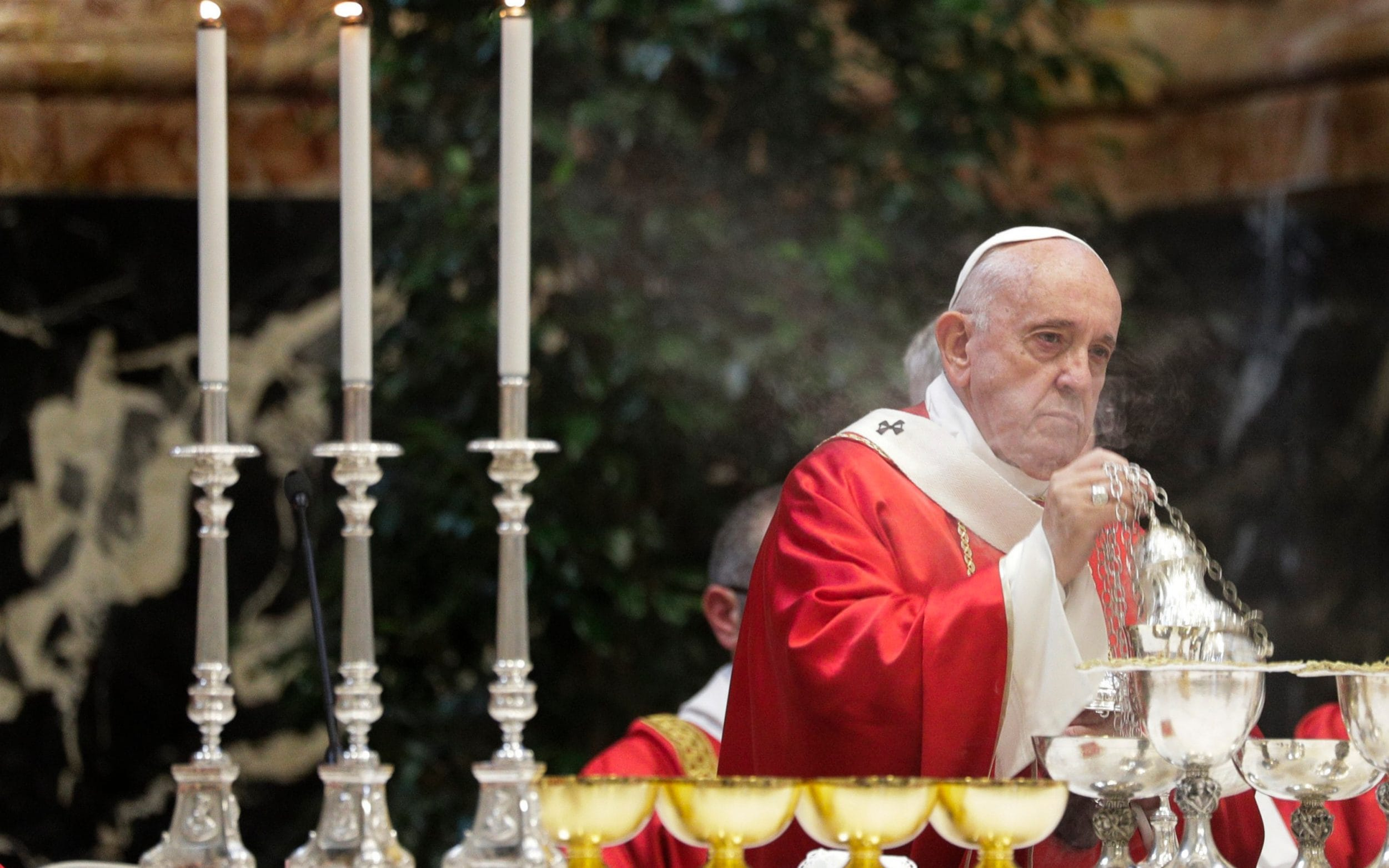Vatican accused of harbouring bishop wanted for alleged sexual abuse of young priests