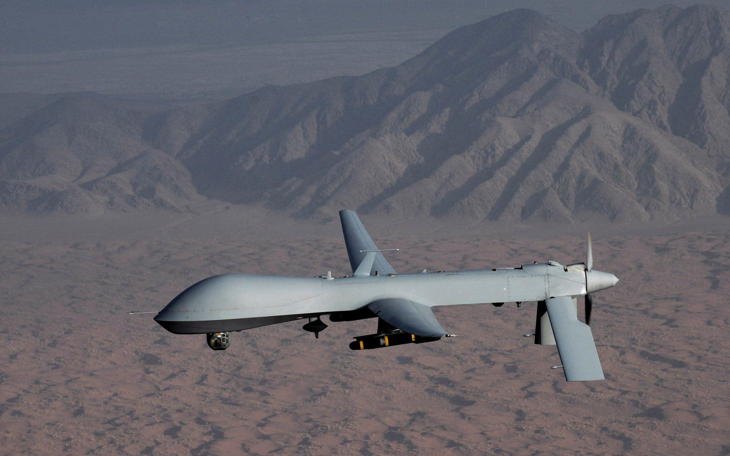 US drone strike kills 30 Afghan farmers