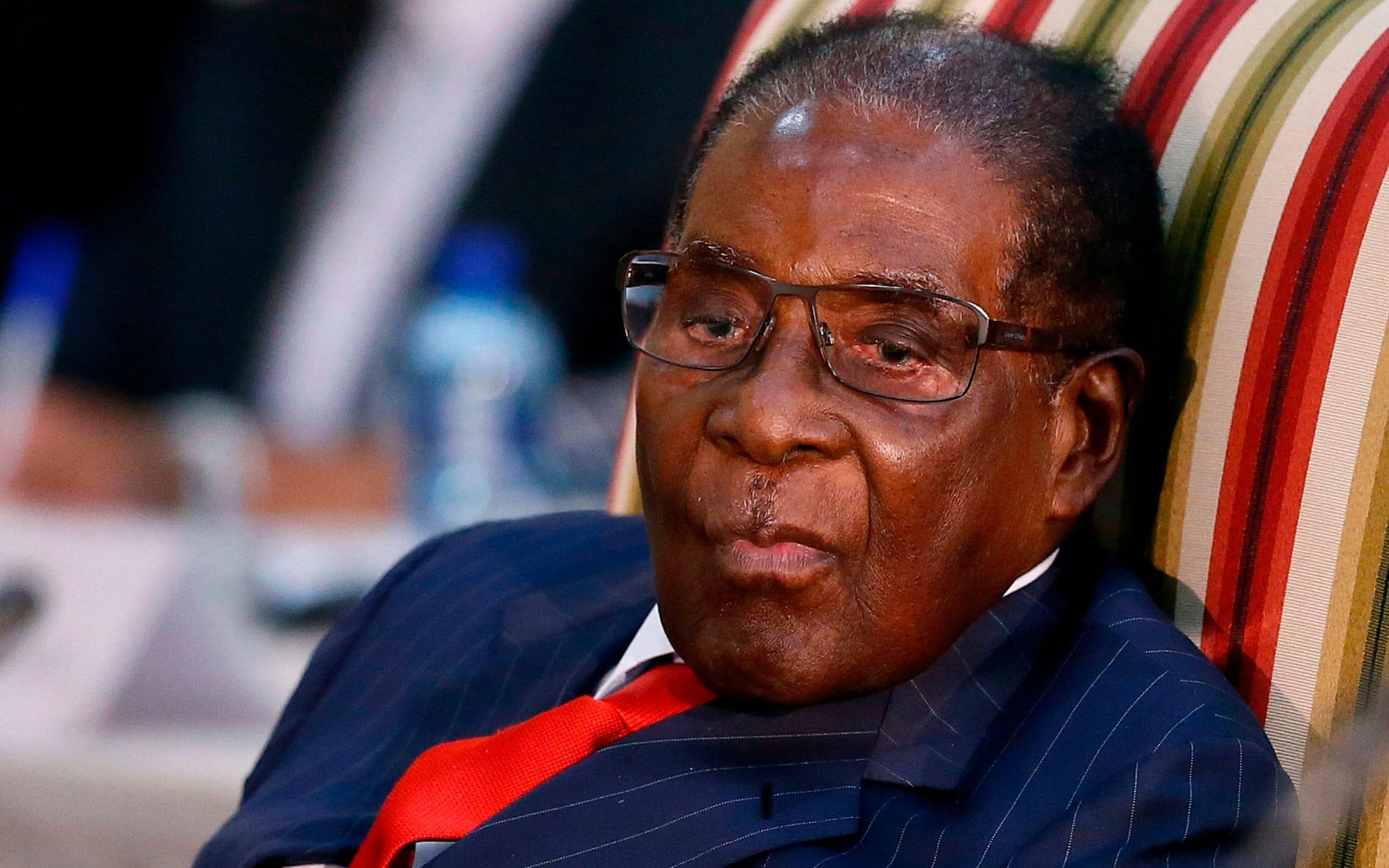 Robert Mugabe, former strongman of Zimbabwe, dies aged 95