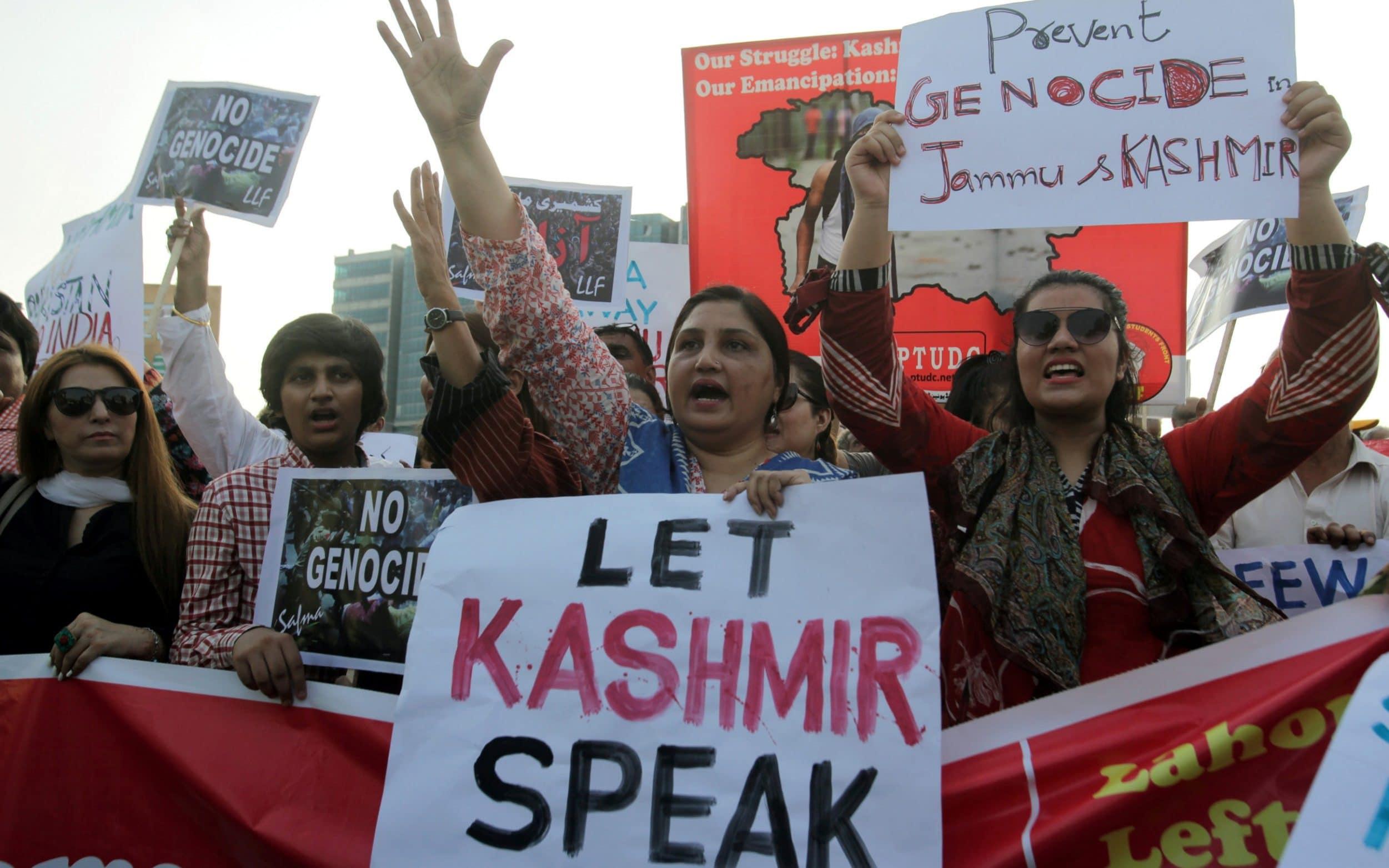 Kashmiri doctor arrested after warning blackout could cause deaths