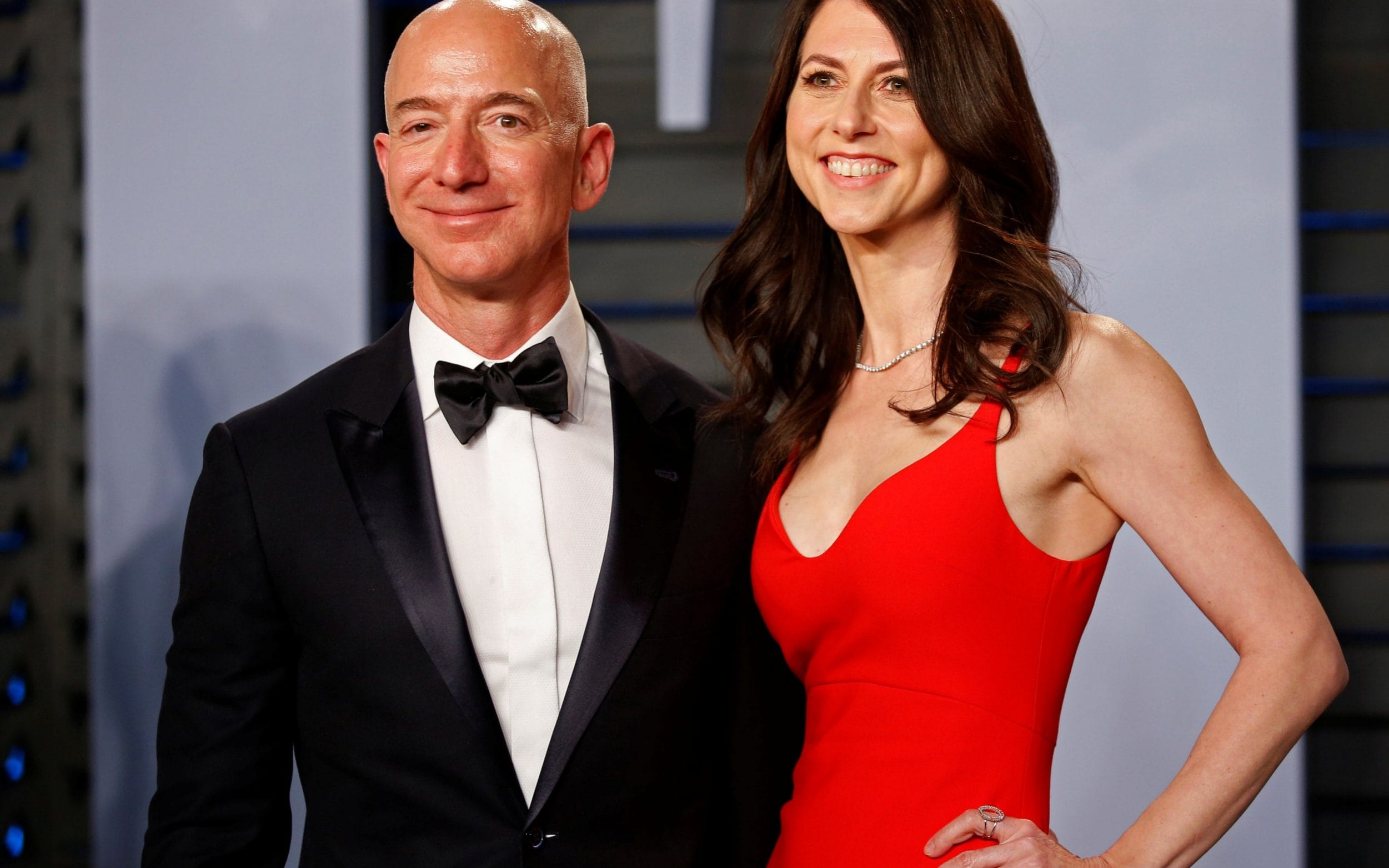 Worlds biggest divorce settlement will see Amazon founder Jeff Bezos, pay $38 billion to wife, MacKenzie