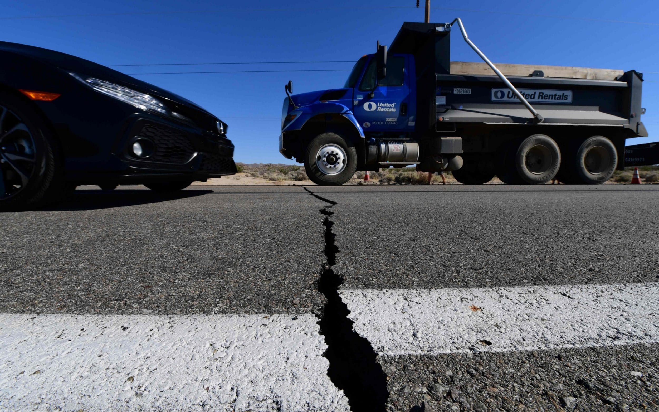 California has the biggest earthquake in 20 years: is it getting close to The Big One?
