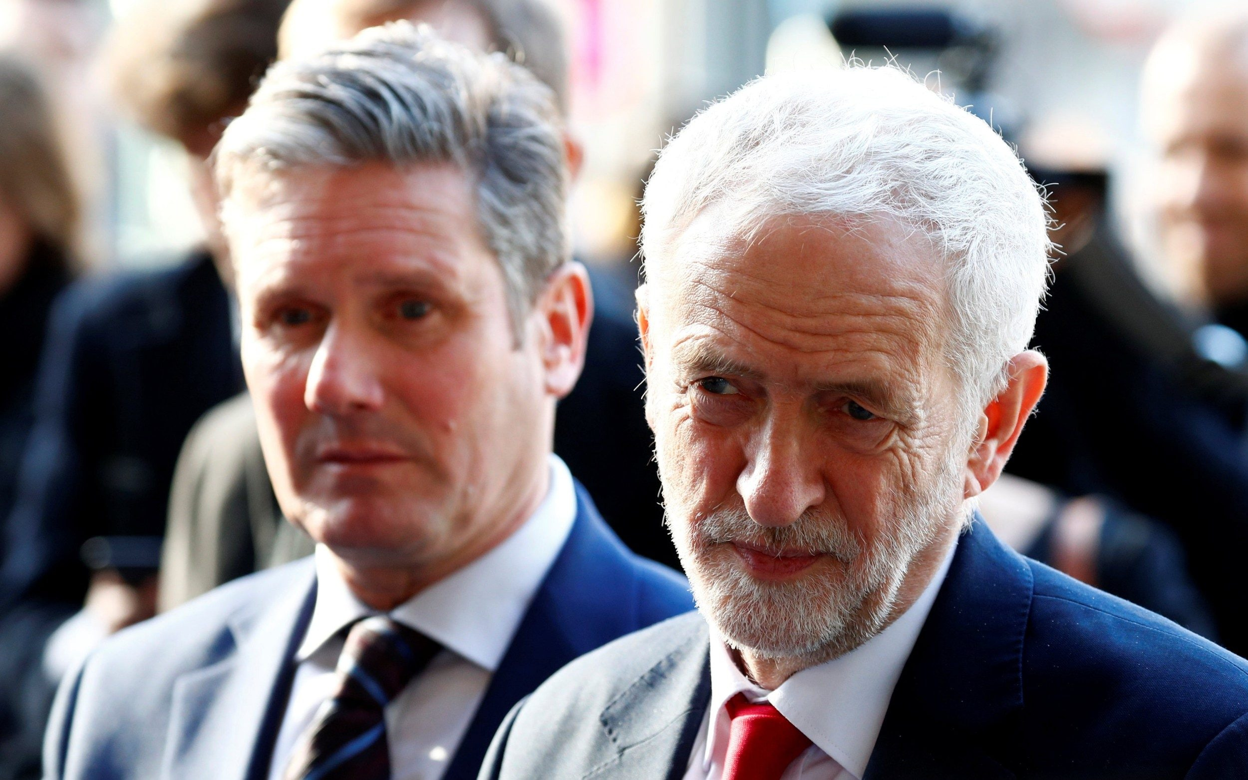 Labour handed initial findings of anti-Semitism inquiry by Britains equalities watchdog