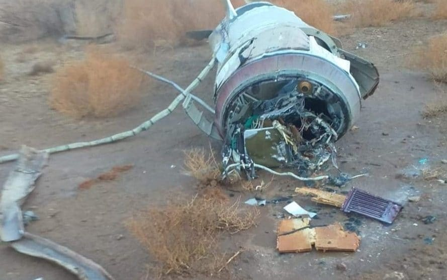 Iran fires 22 missiles at US targets in Iraq in retaliation for killing of Qassim Soleimani