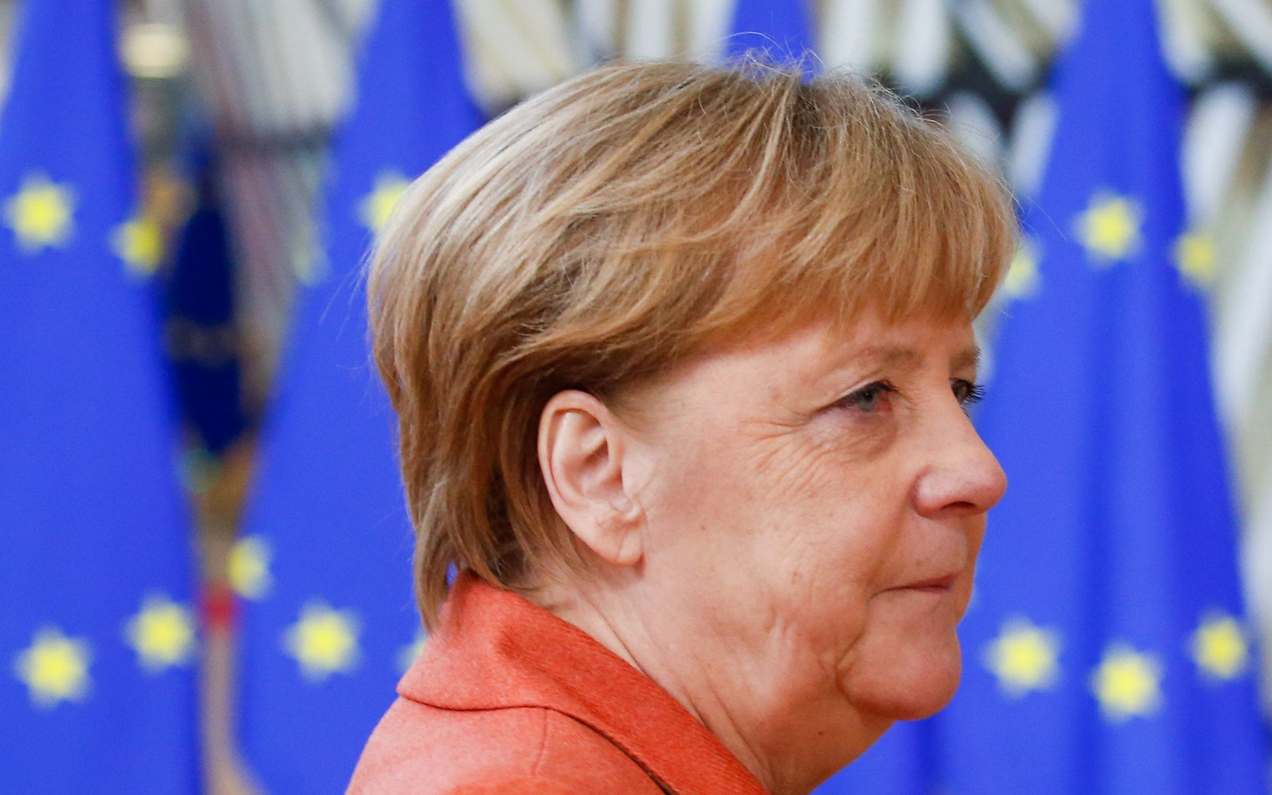 Angela Merkel becomes second-longest serving German chancellor as she faces challenge to beat Helmut Kohl