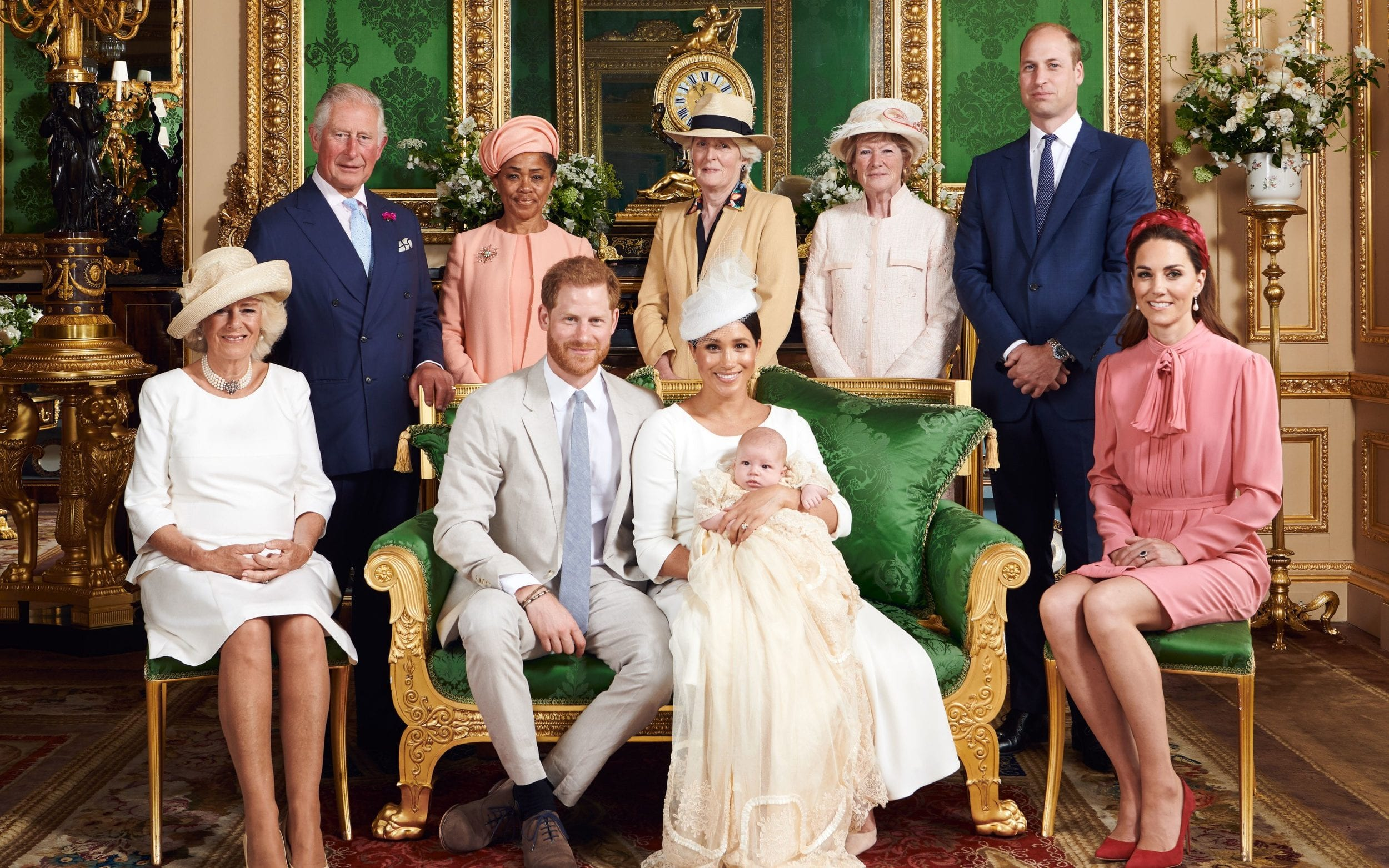 Thomas Markle wishes Archie health and happiness from afar, as Prince Harry and Meghans friends rally for secretive christening operation