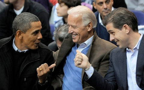 How troubled Hunter Biden was drawn into the centre of the Ukraine scandal