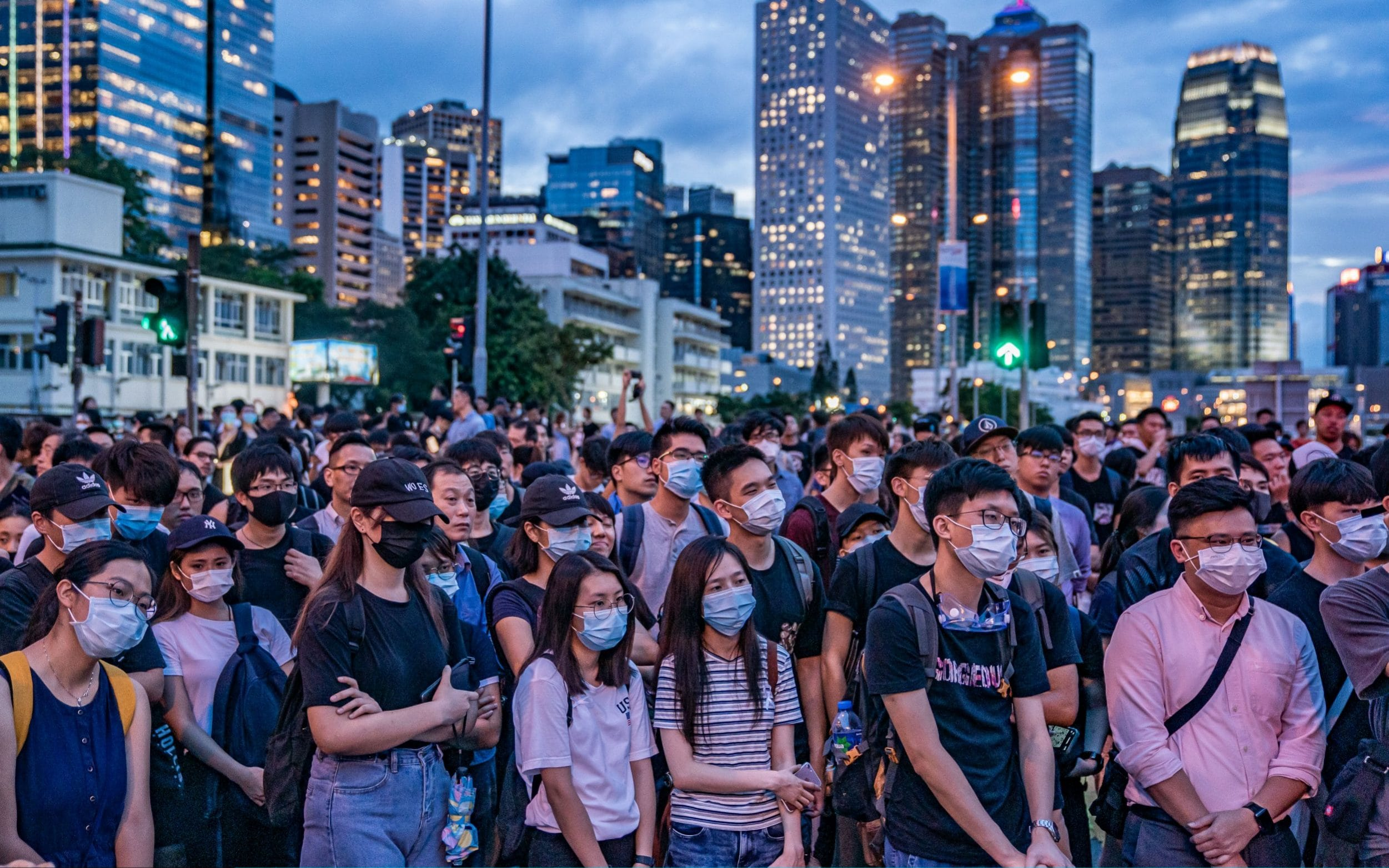 At least 70 arrested in Hong Kong after storming of parliament