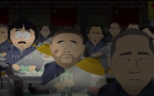 We good now, China? South Park apologises after being banned by Communist Party