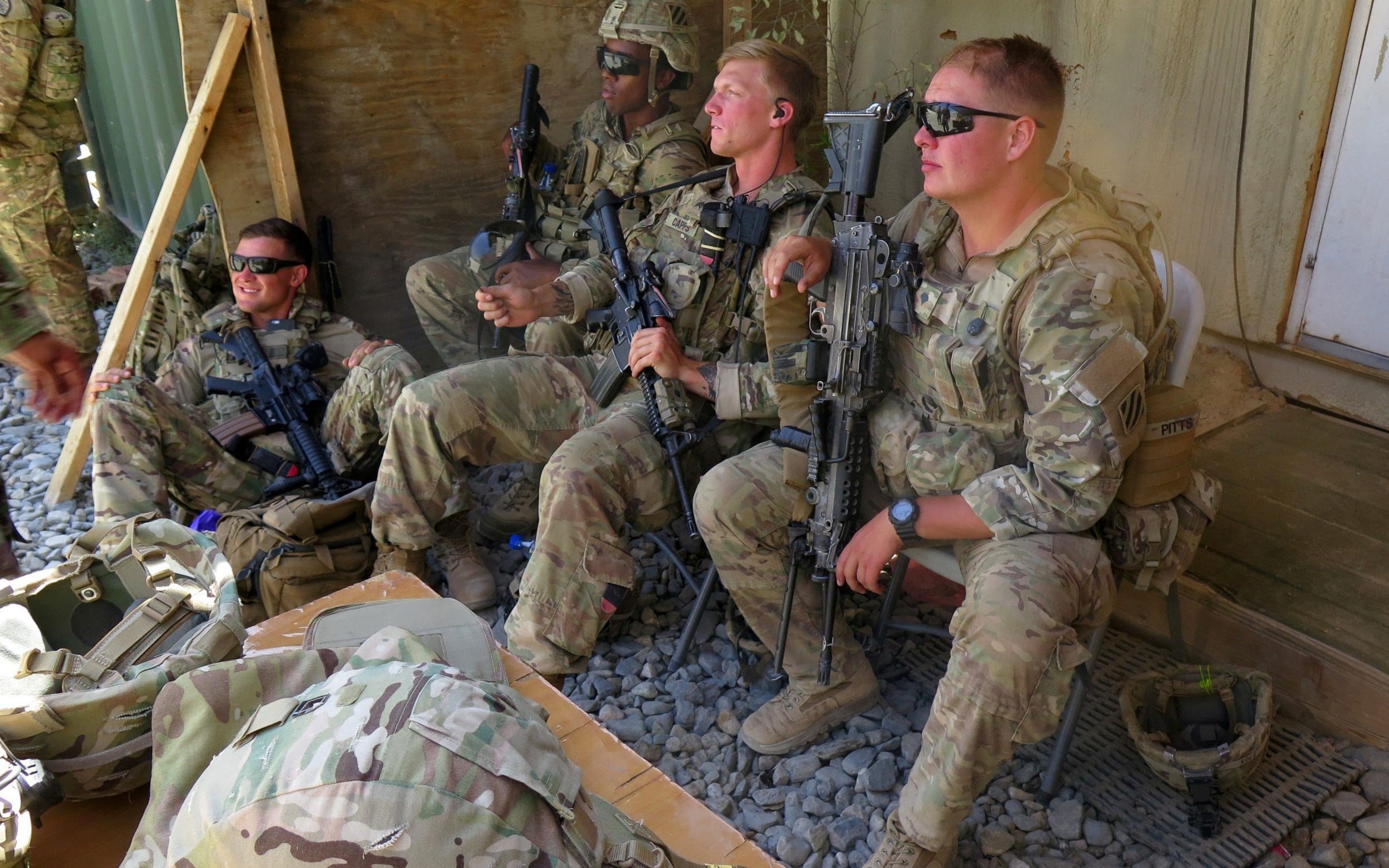 US to start Afghan withdrawal with 5,000 troops out in 20 weeks