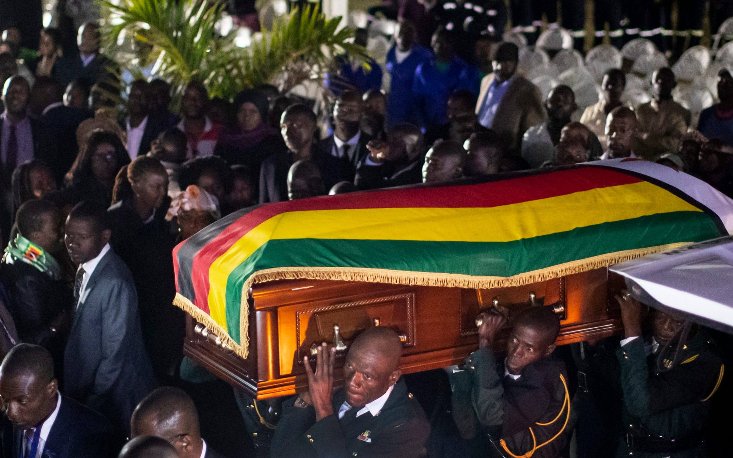Robert Mugabe to be buried in home village as Zimbabwe government abandons mausoleum plans