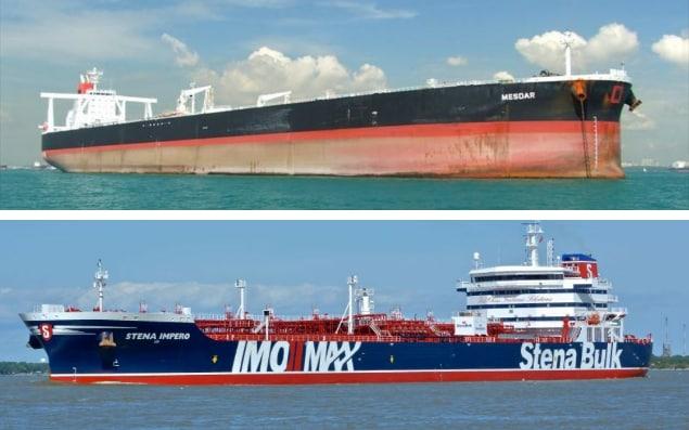 Iran crisis: British oil tanker seized in Strait of Hormuz as UK shipping warned to avoid area in Gulf