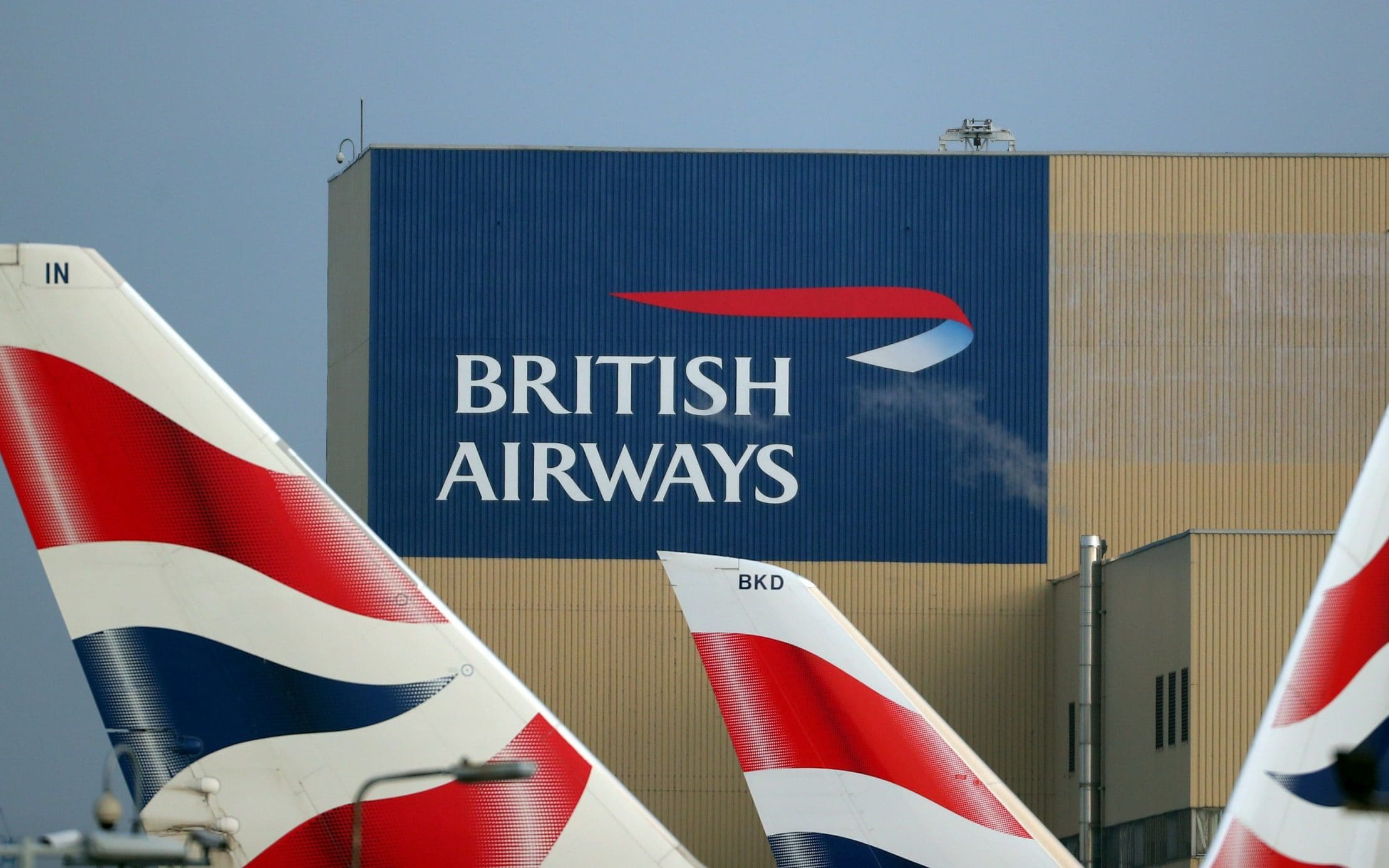 British Airways tells passengers not turn up at airports, as airlines biggest ever strike begins