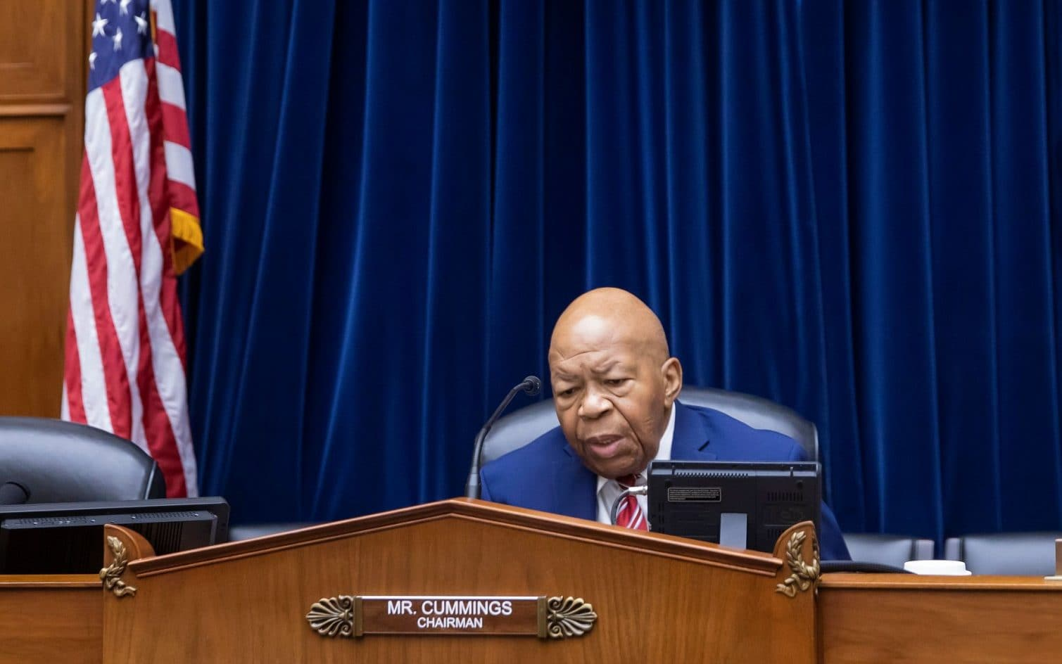 Trump attacks black congressman Elijah Cummings in remarks condemned by Pelosi as racist