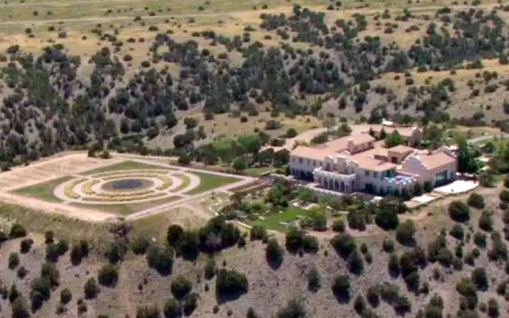 Epstein investigation moves to his New Mexico Zorro Ranch as alleged victims interviewed