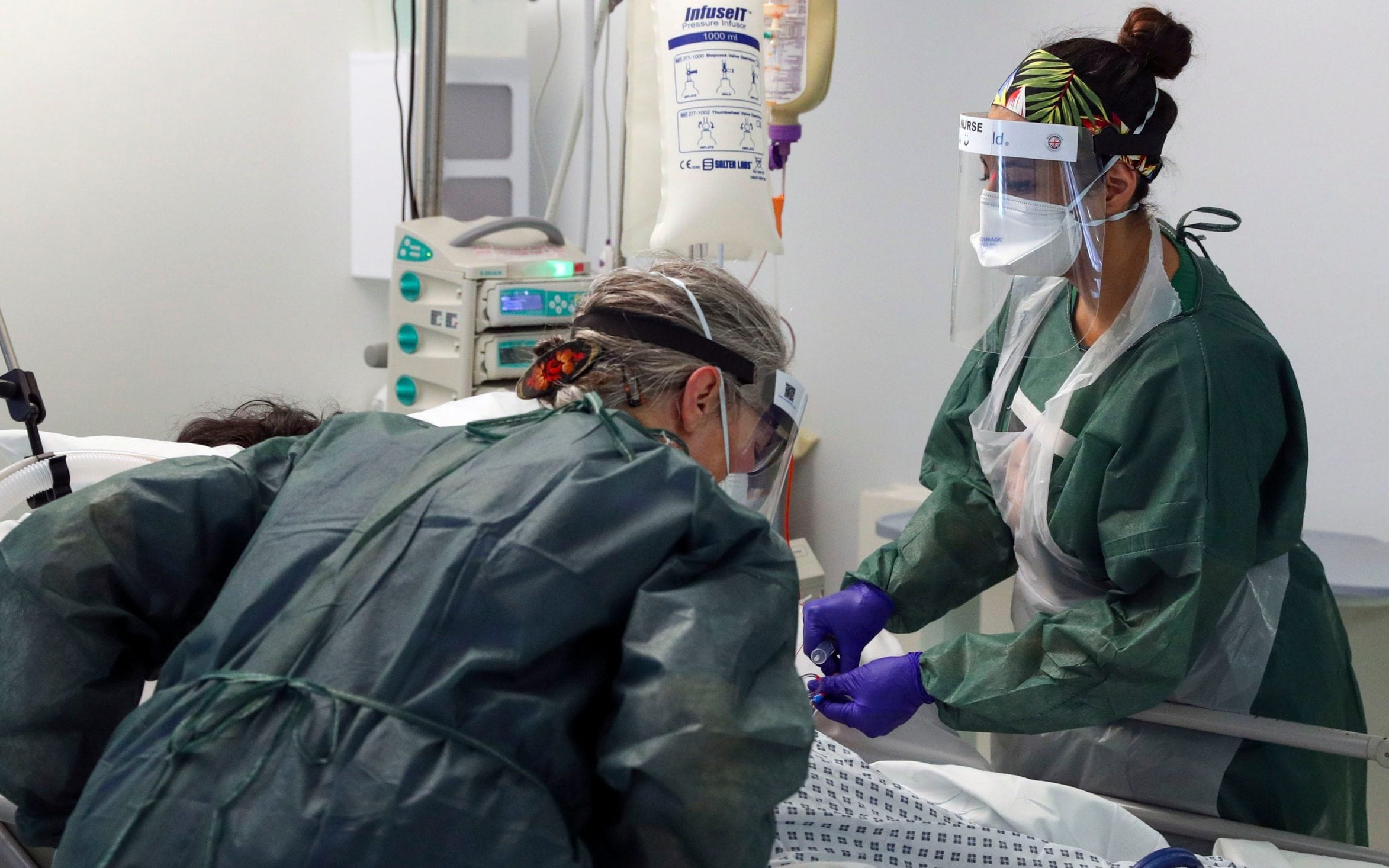 Death rate after elective surgery soars if a patient has Covid-19