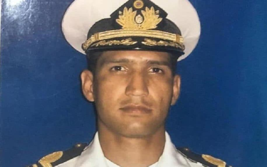 Outrage as Venezuelan navy captain dies under torture after arrest over alleged coup plot