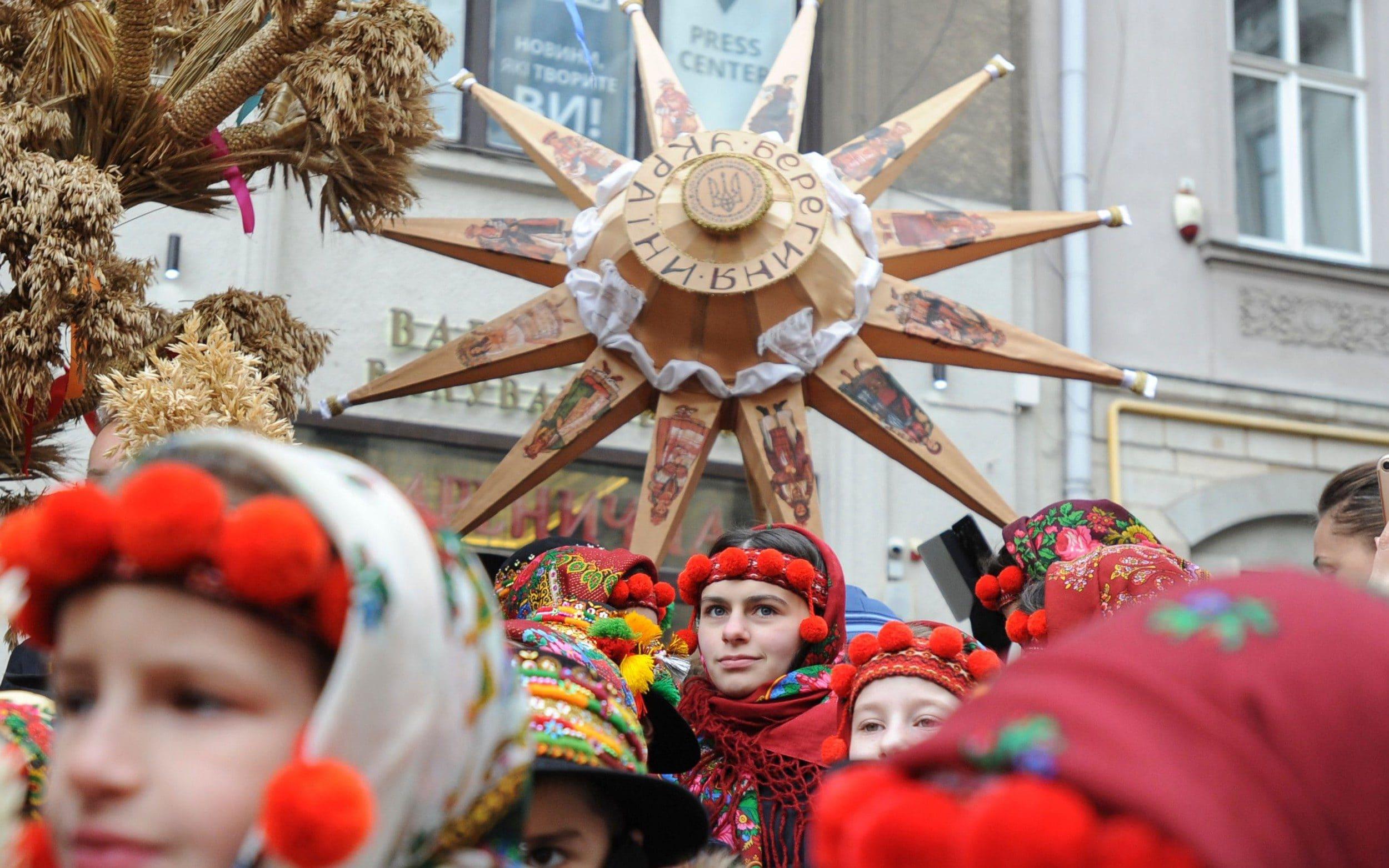 Ukrainian Orthodox Church compares Russias treatment of believers in Crimea to Stalin-era repressions