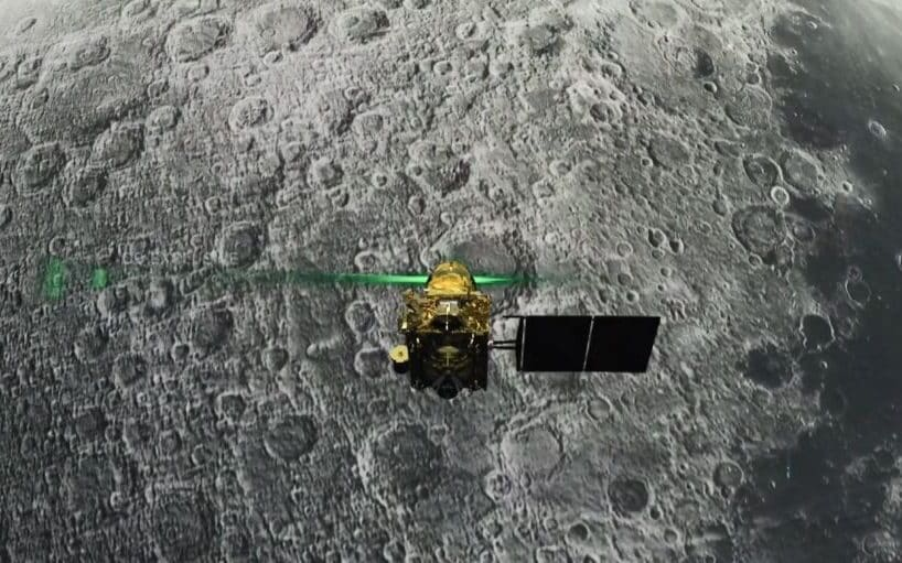 Indian engineer interested in space helps Nasa locate debris of Delhis crashed Moon rover