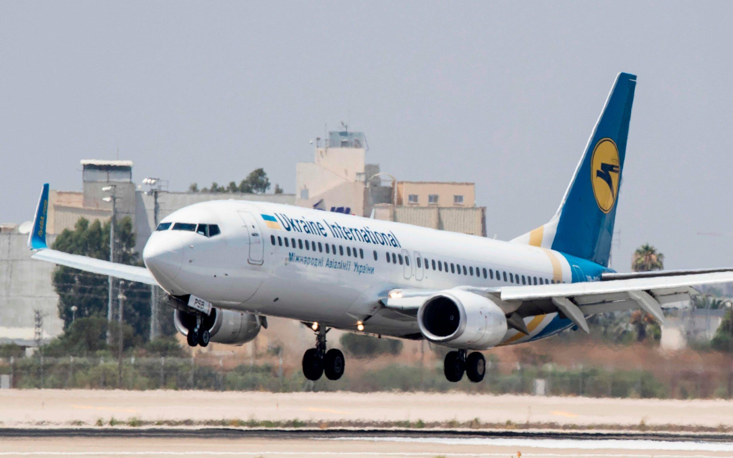 Iran plane crash: Ukraine Boeing 737 carrying 180 people crashes near Tehran