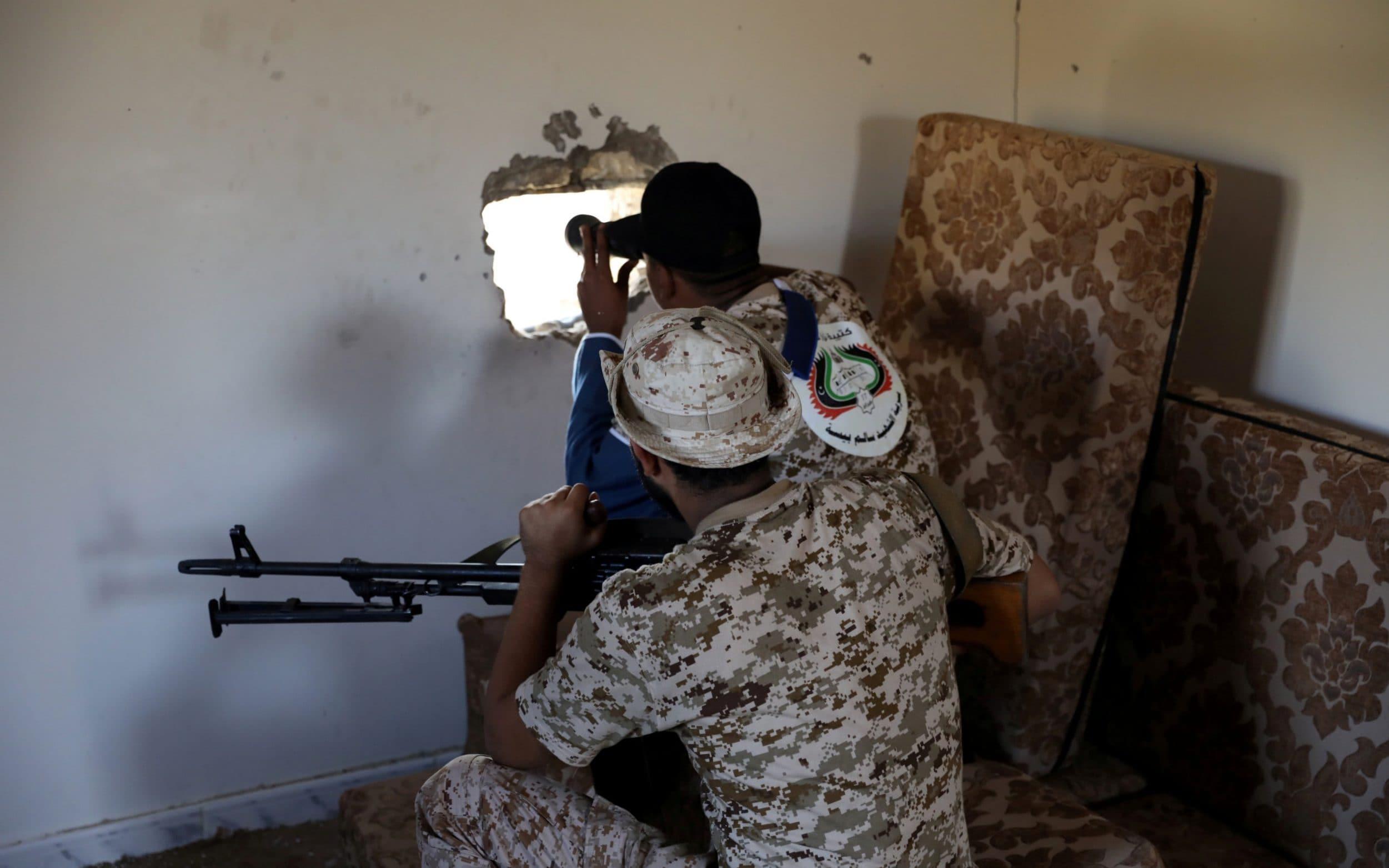 Turkeys Recep Tayyip Erdogan says he will send troops to Libya as proxy war fears mount