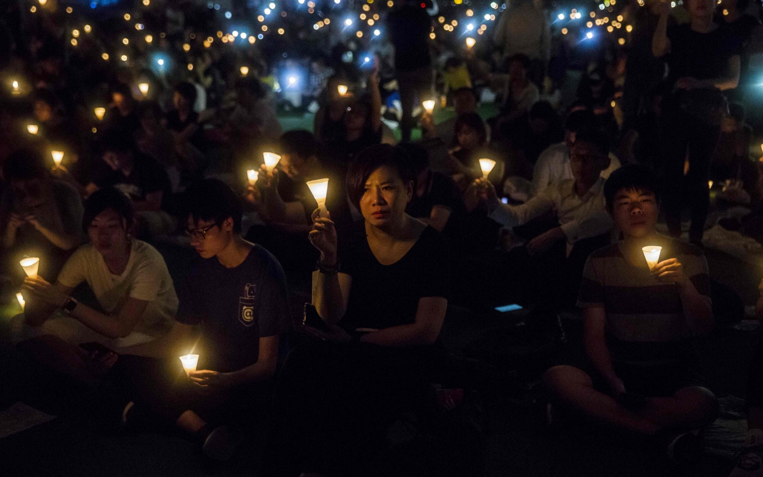 Hong KongsTiananmen commemoration banned by police for first time in three decades