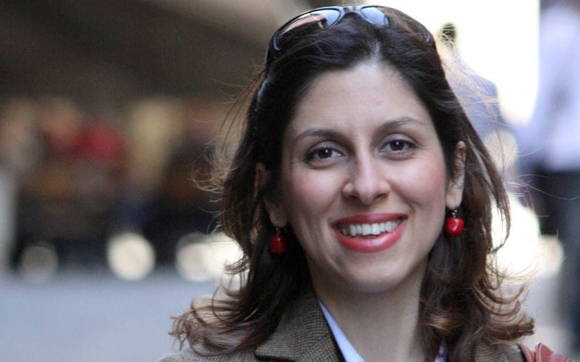 Nazanin Zaghari-Ratcliffe faces new charge while on temporary release says Iran state media