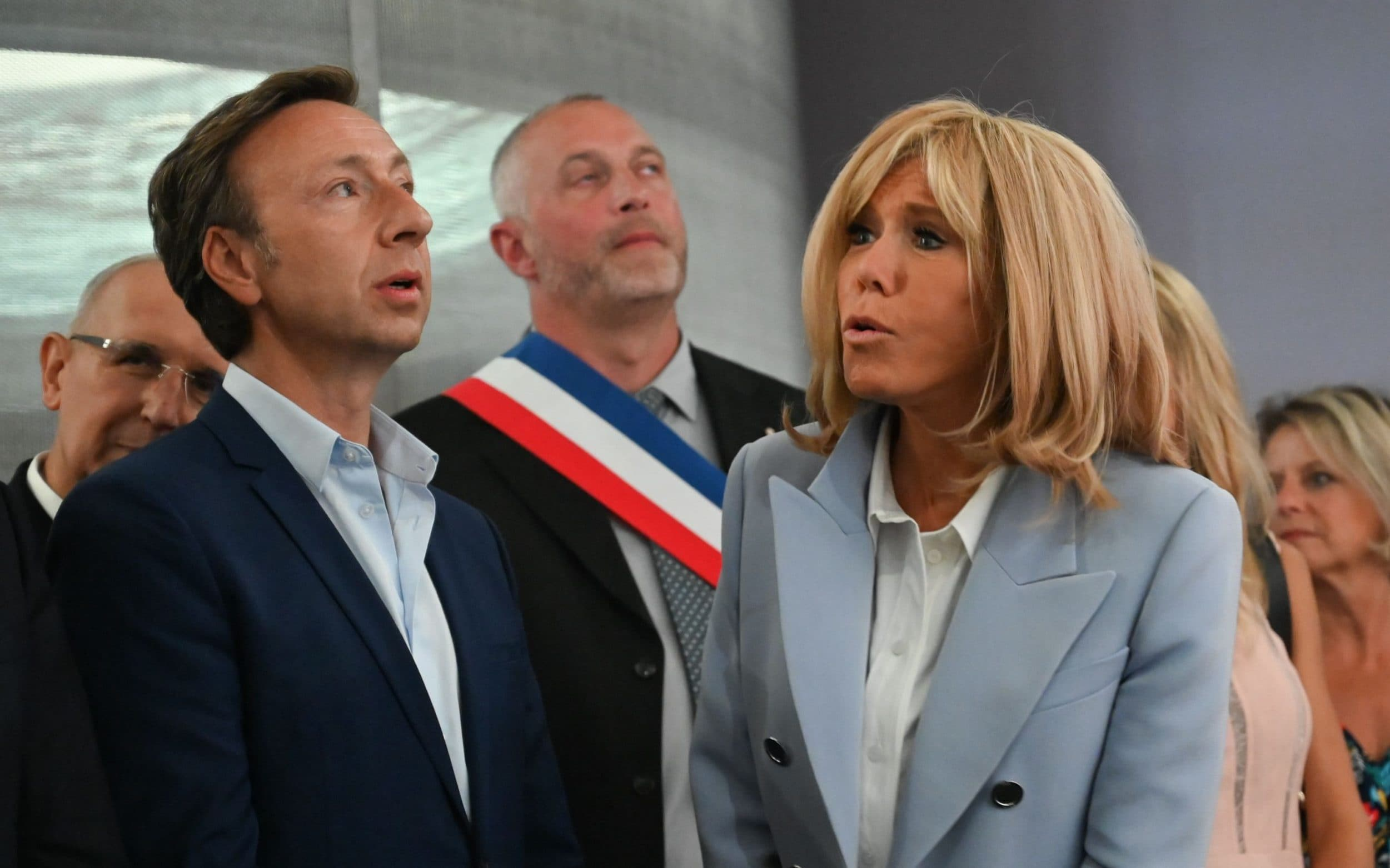 Brigitte Macron speaks out against sexism amid G7 Amazon fire funding row with Brazilian president