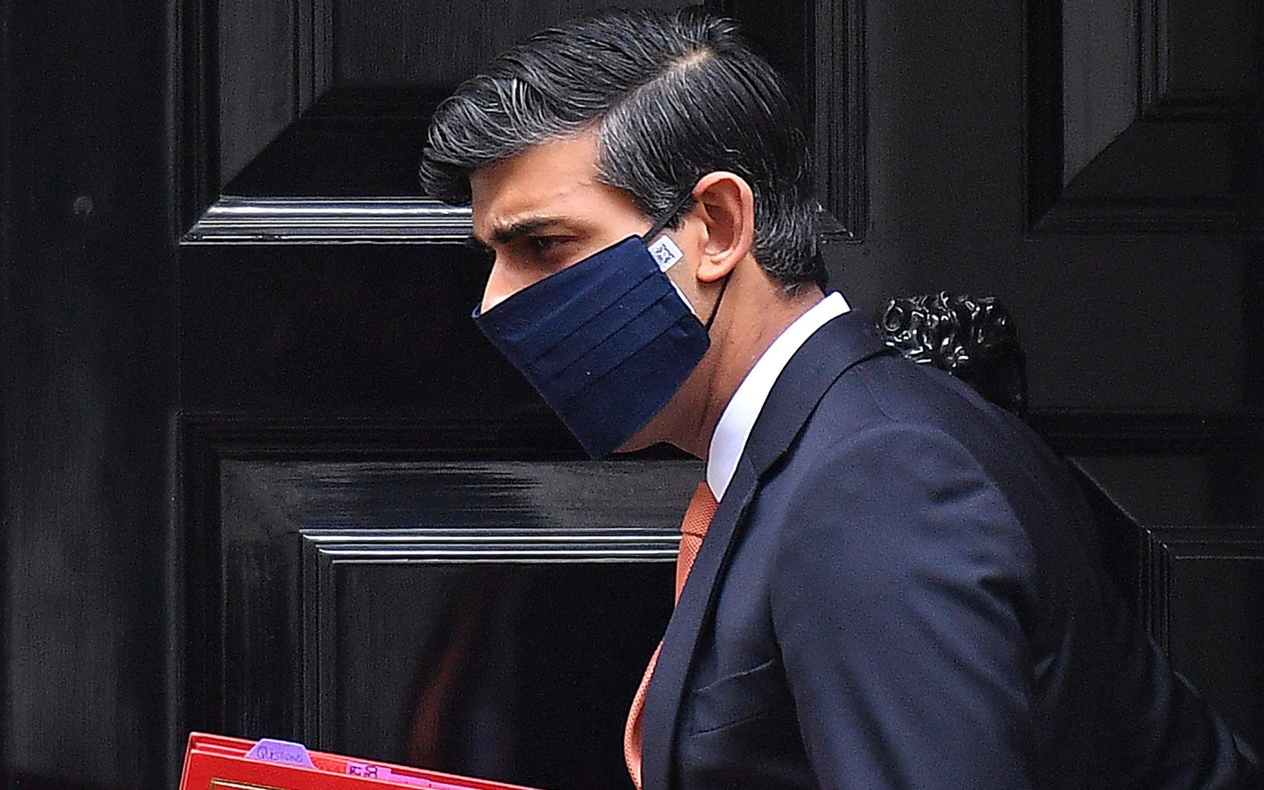 Mask tax row as Rishi Sunak refuses to extend VAT holiday on PPE
