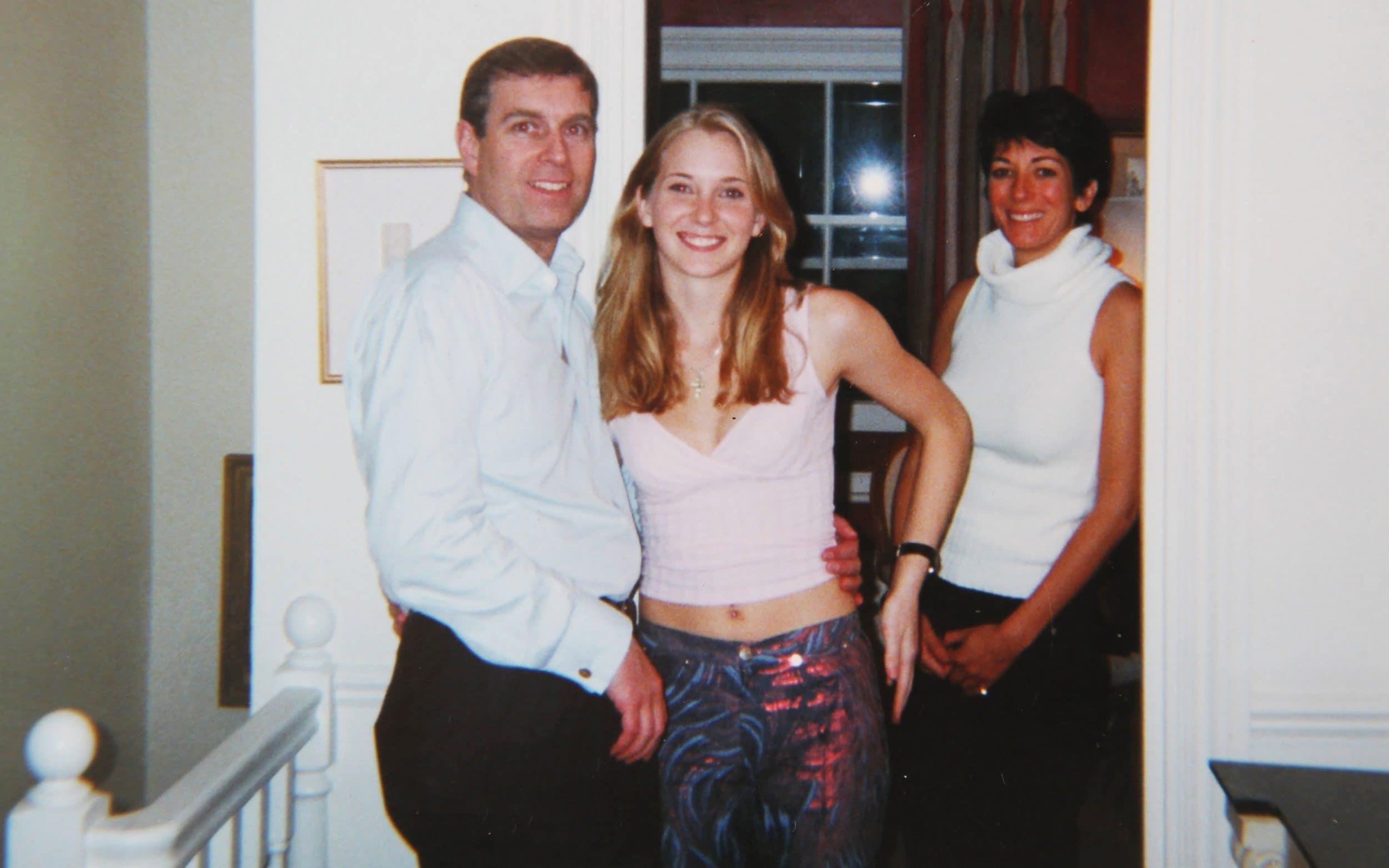 Jeffrey Epstein accuser denies Prince Andrew photo is a fake in letter to the Duke of York