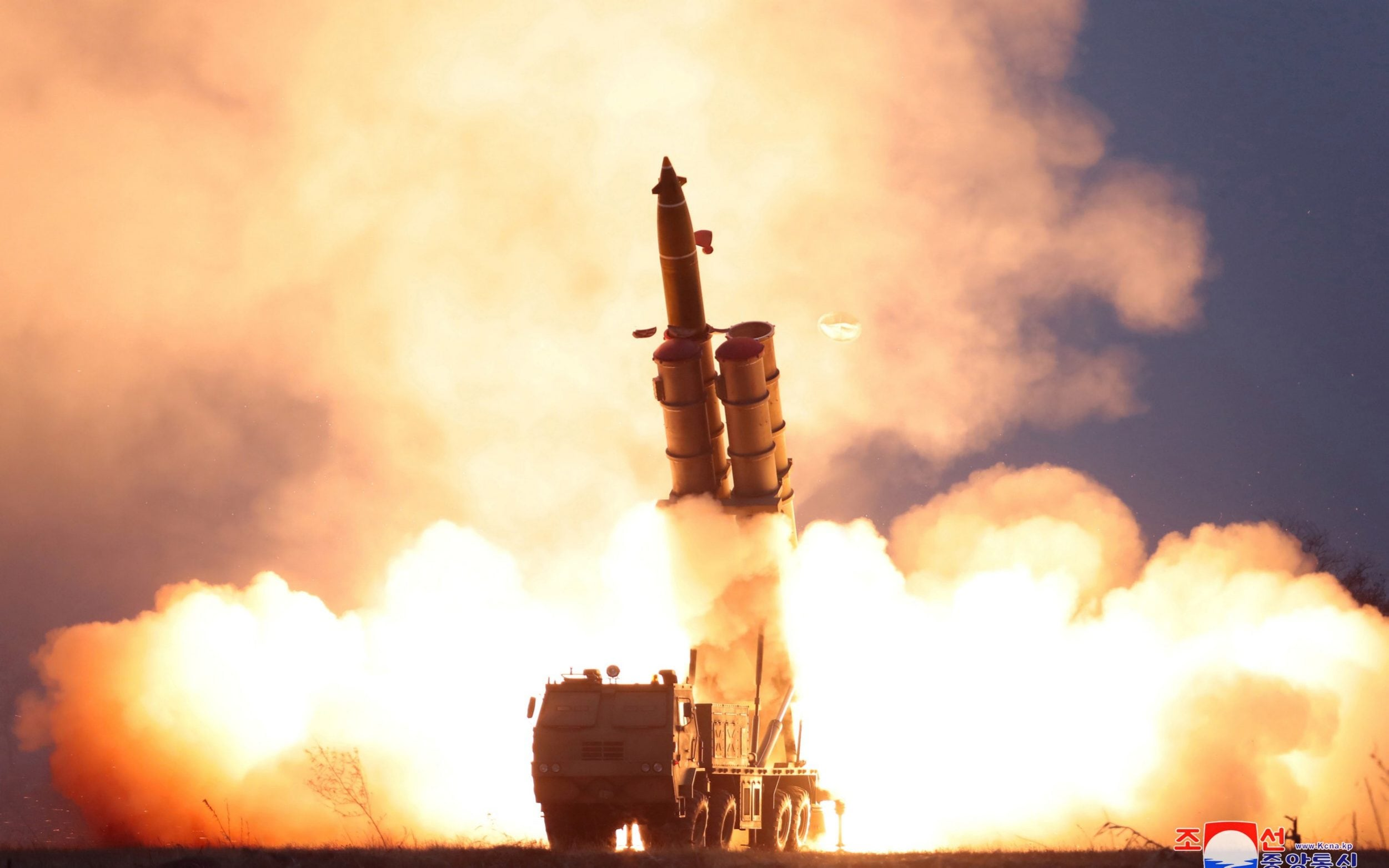 North Korea could be planning Christmas gift of a space rocket launch