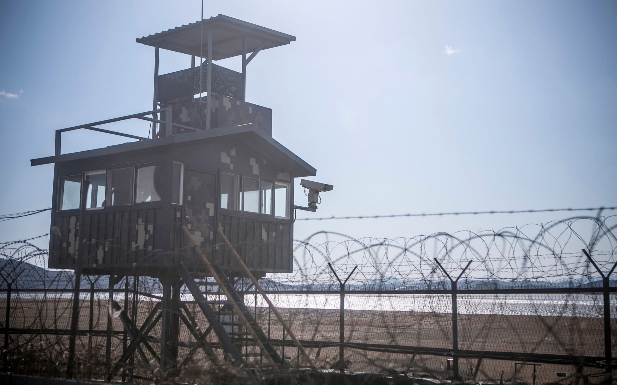 North Korean soldier crosses heavily fortified border into South in defection bid