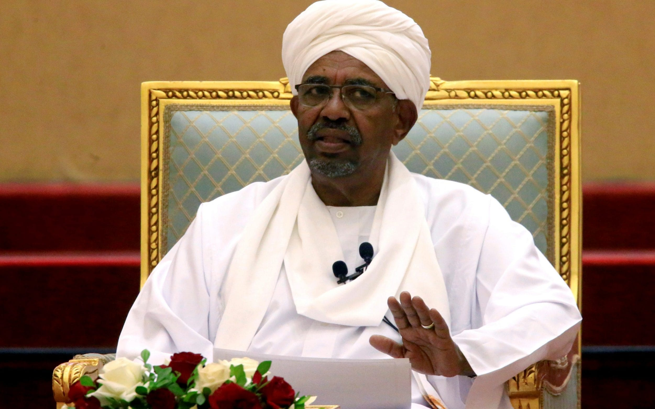 Sudans former dictator Omar al-Bashir due in court for corruption trial