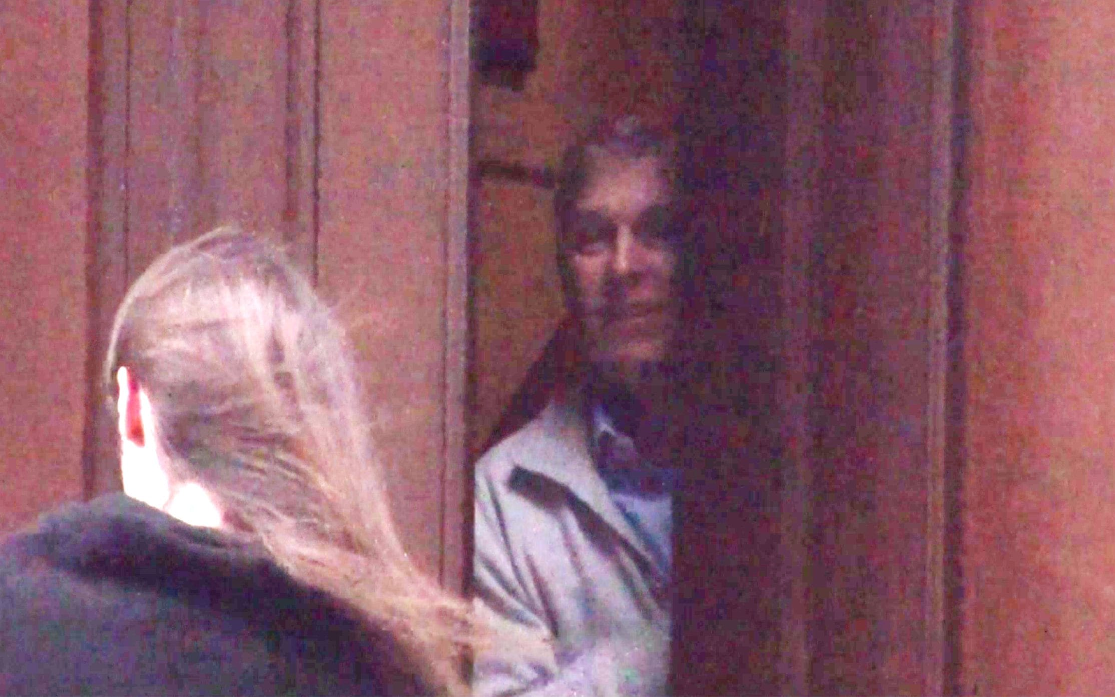 Duke of York pictured inside mansion of convicted paedophile Jeffrey Epstein