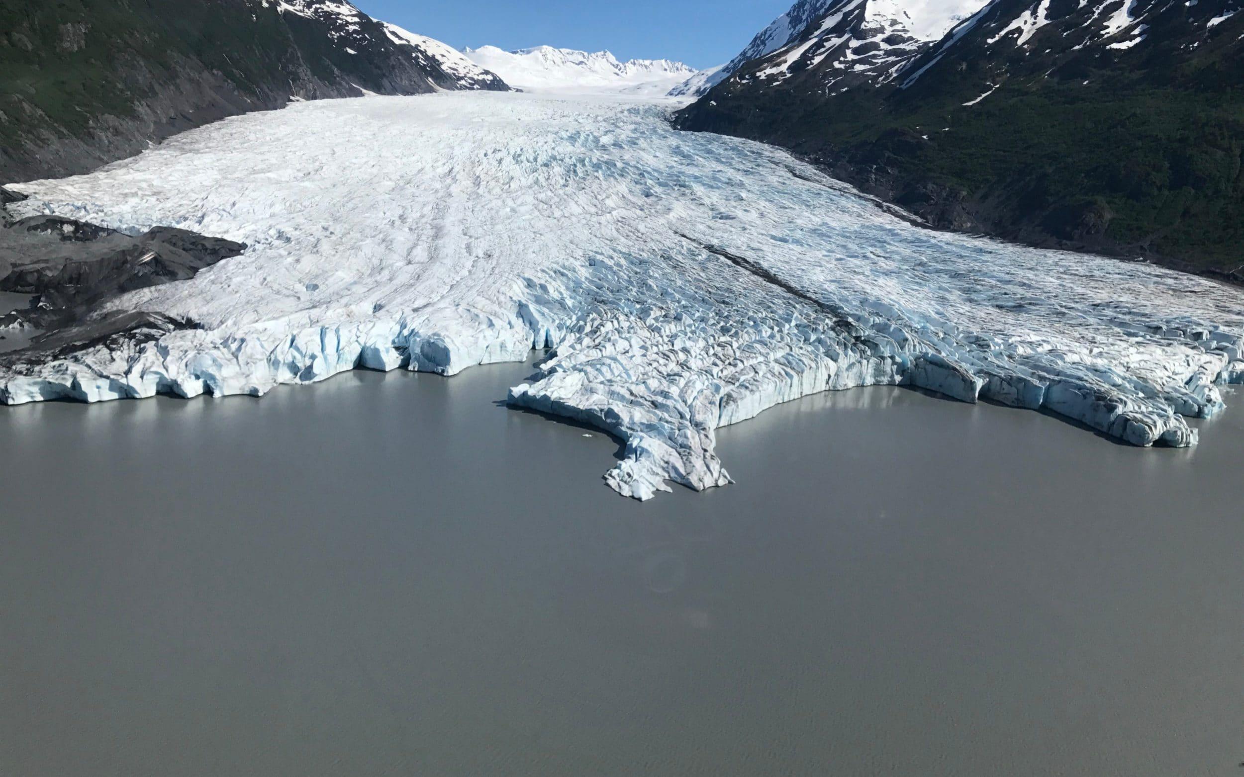 Fears over Alaskas shrinking glaciers fuels tourism boom