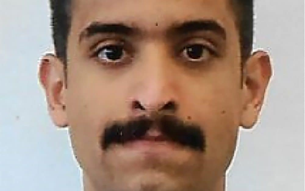Saudi pilot who attacked US Navy base had lodged complaint over pornstache jibe