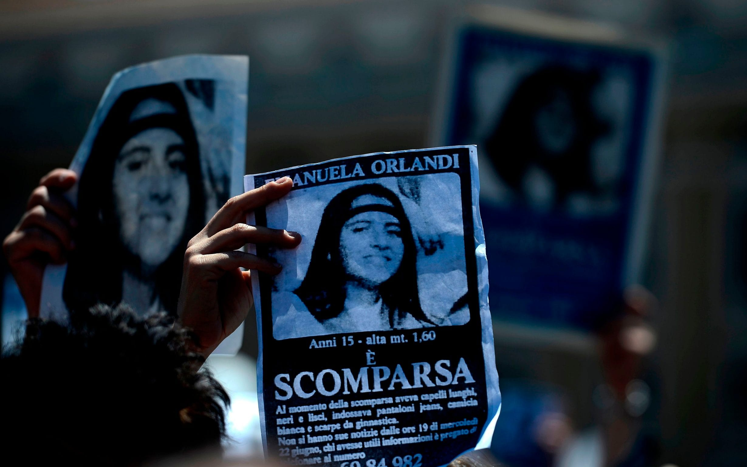 Vatican bones found to be too old in quest to solve mystery of missing teenager EmanuelaOrlandi