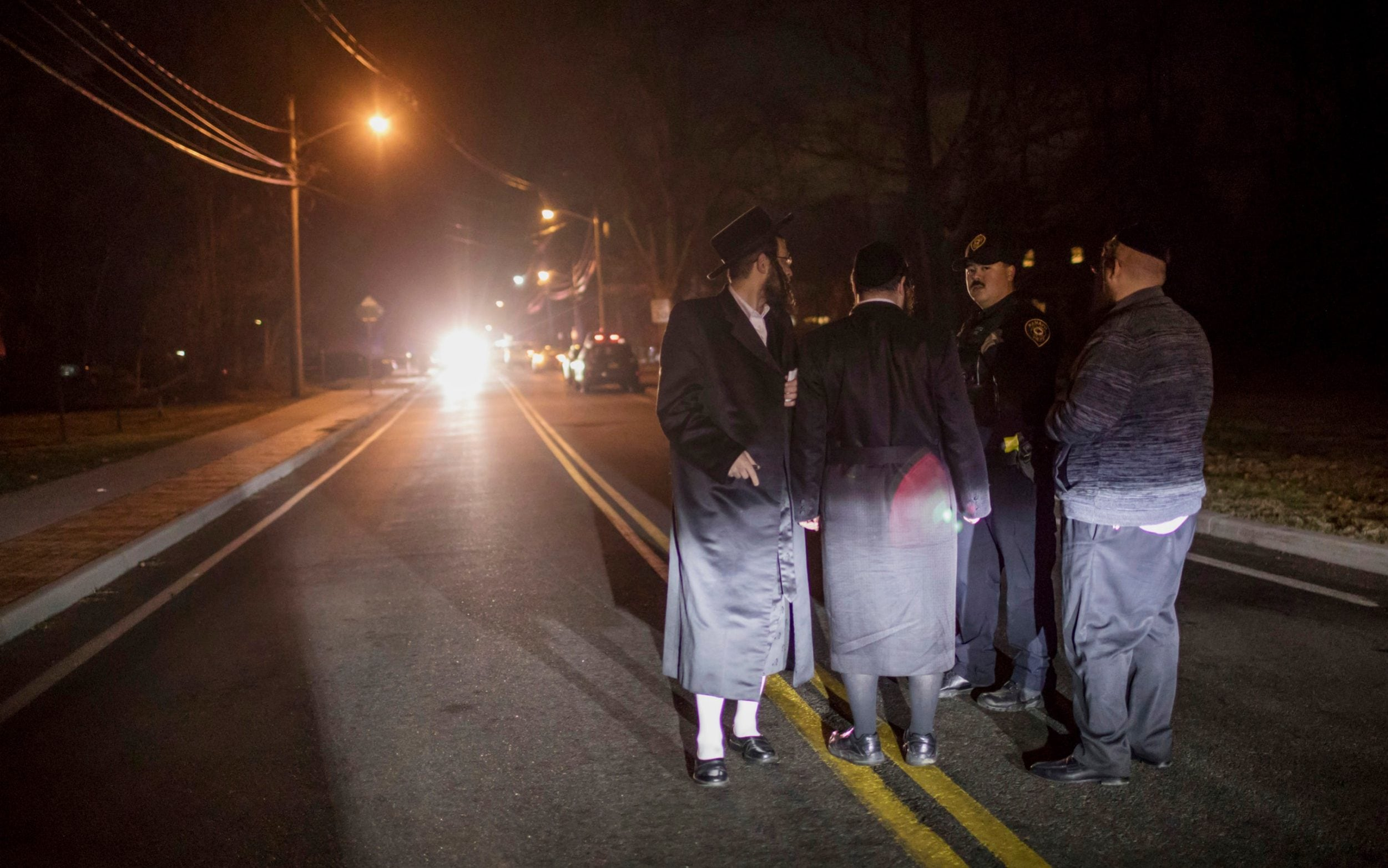 Hanukkah stabbing that injured five called domestic terrorism by New York governor