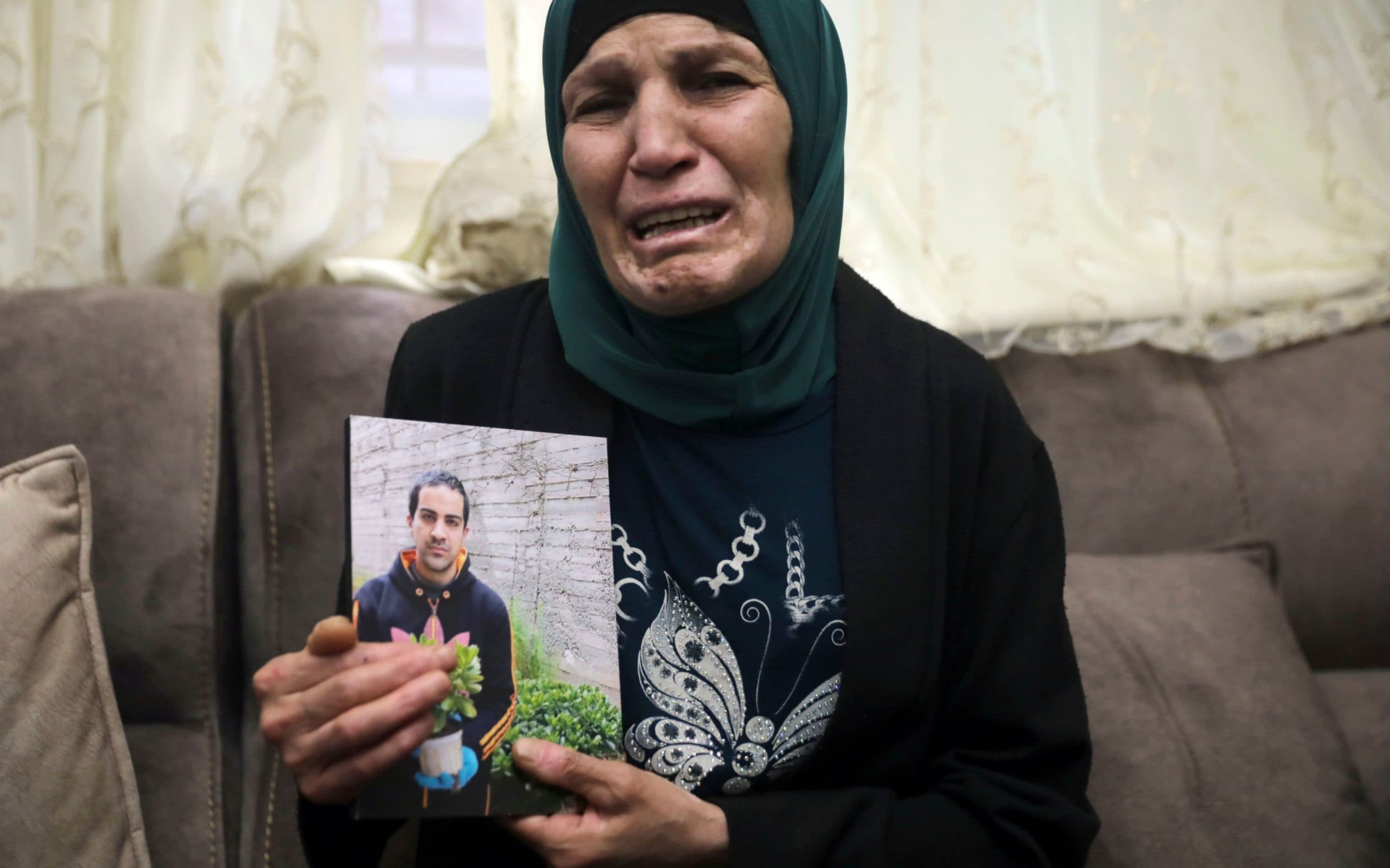 Israeli forces shot and killed an autistic Palestinian man in Jerusalem as he walked to special needs school