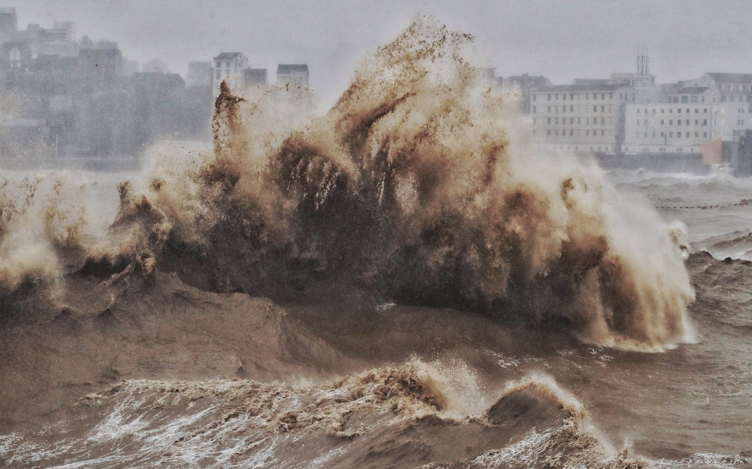 18 dead after landslide triggered by typhoon in China