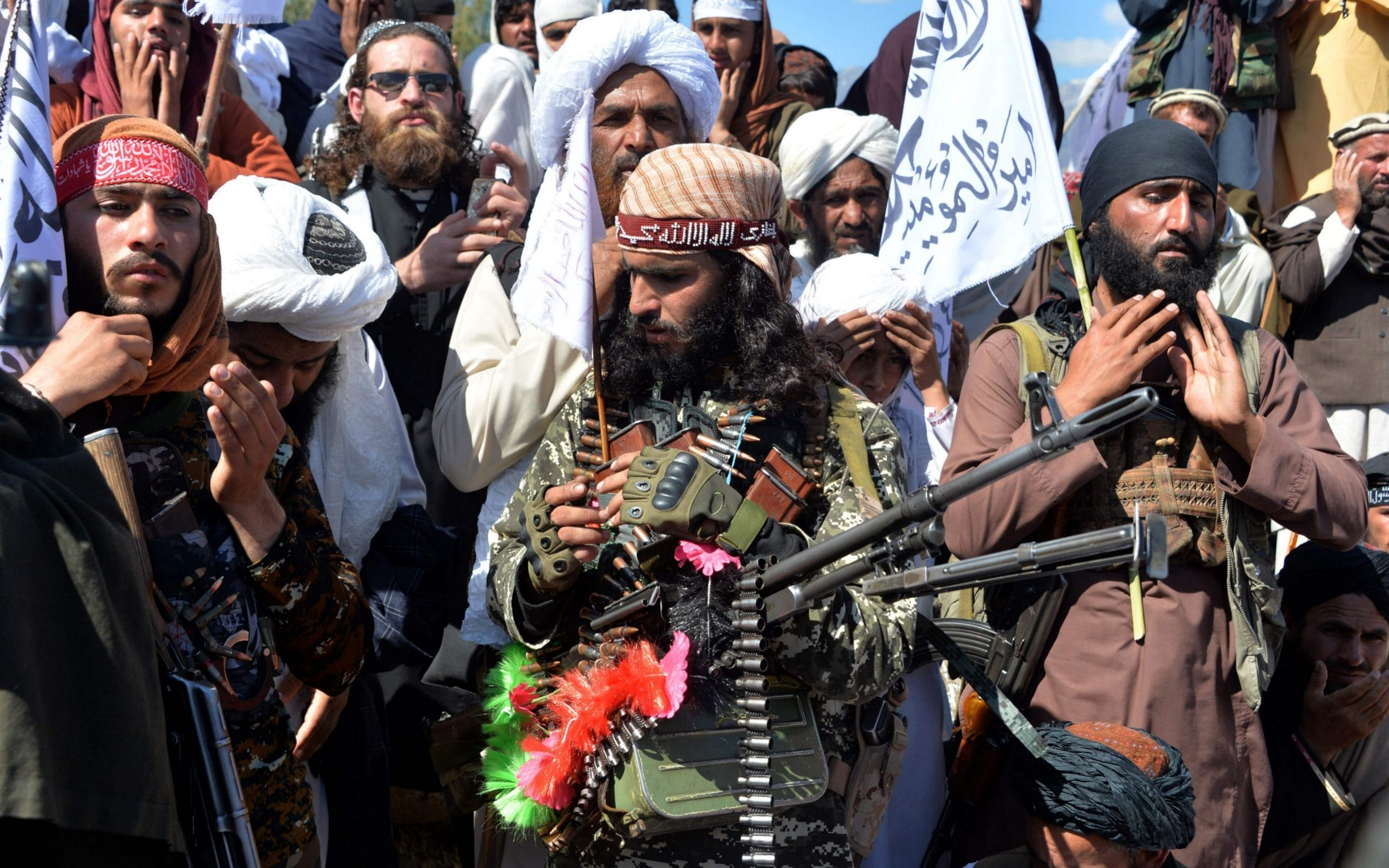 Taliban founders son appointed military chief of insurgents