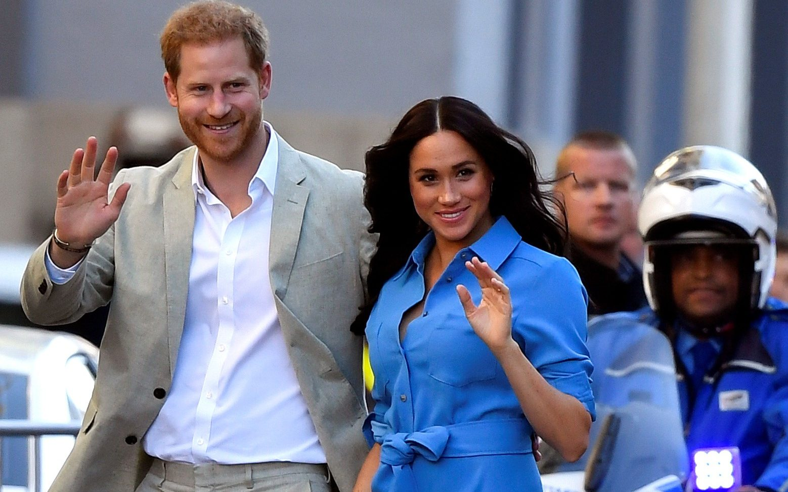 Meghan and Harry will need taxpayer funded security for years to come