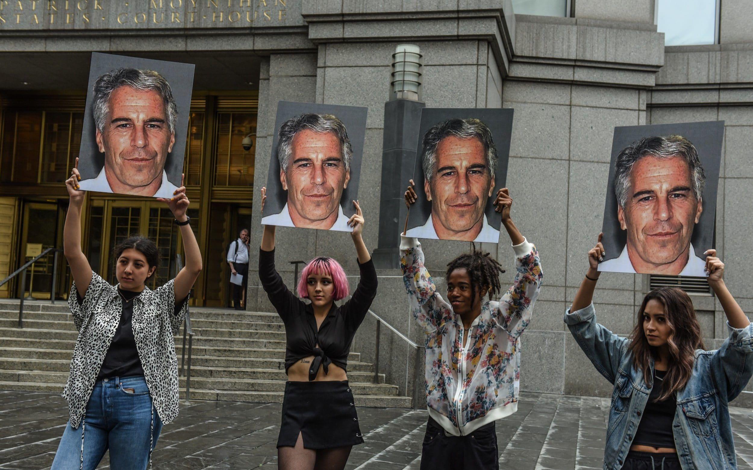 Billionaire financier Jeffrey Epstein pleads not guilty to sex trafficking charges